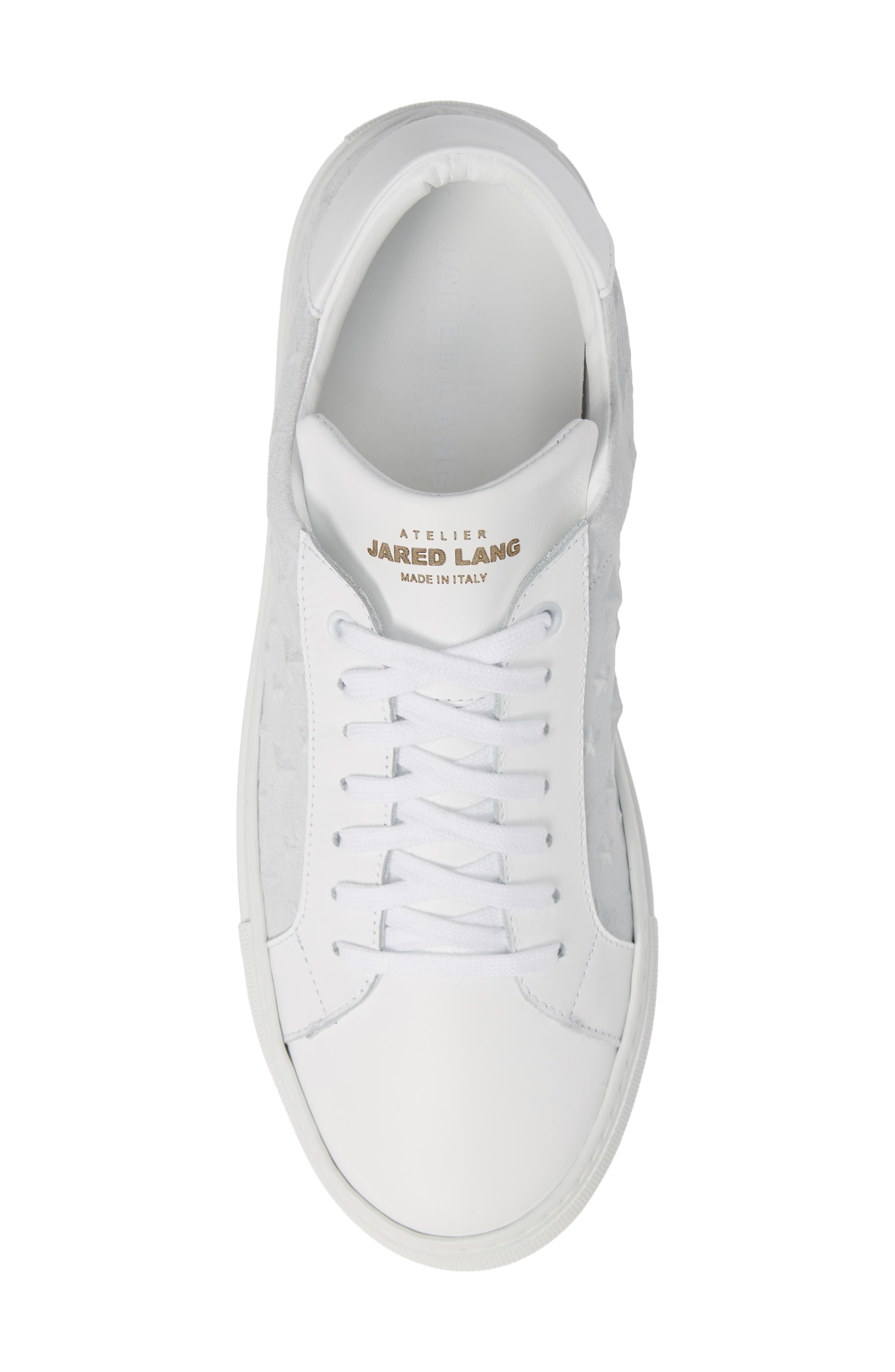 Rome Sneaker,                             Alternate thumbnail 5, color,                             WHITE