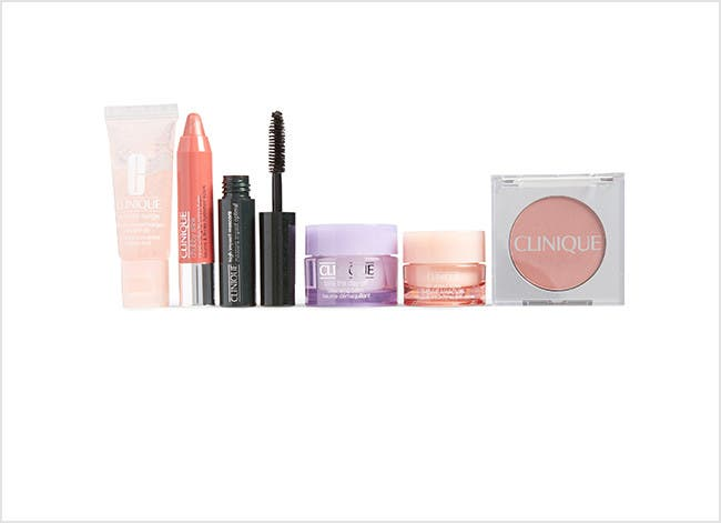 Clinique gift with purchase. 25b6715d65
