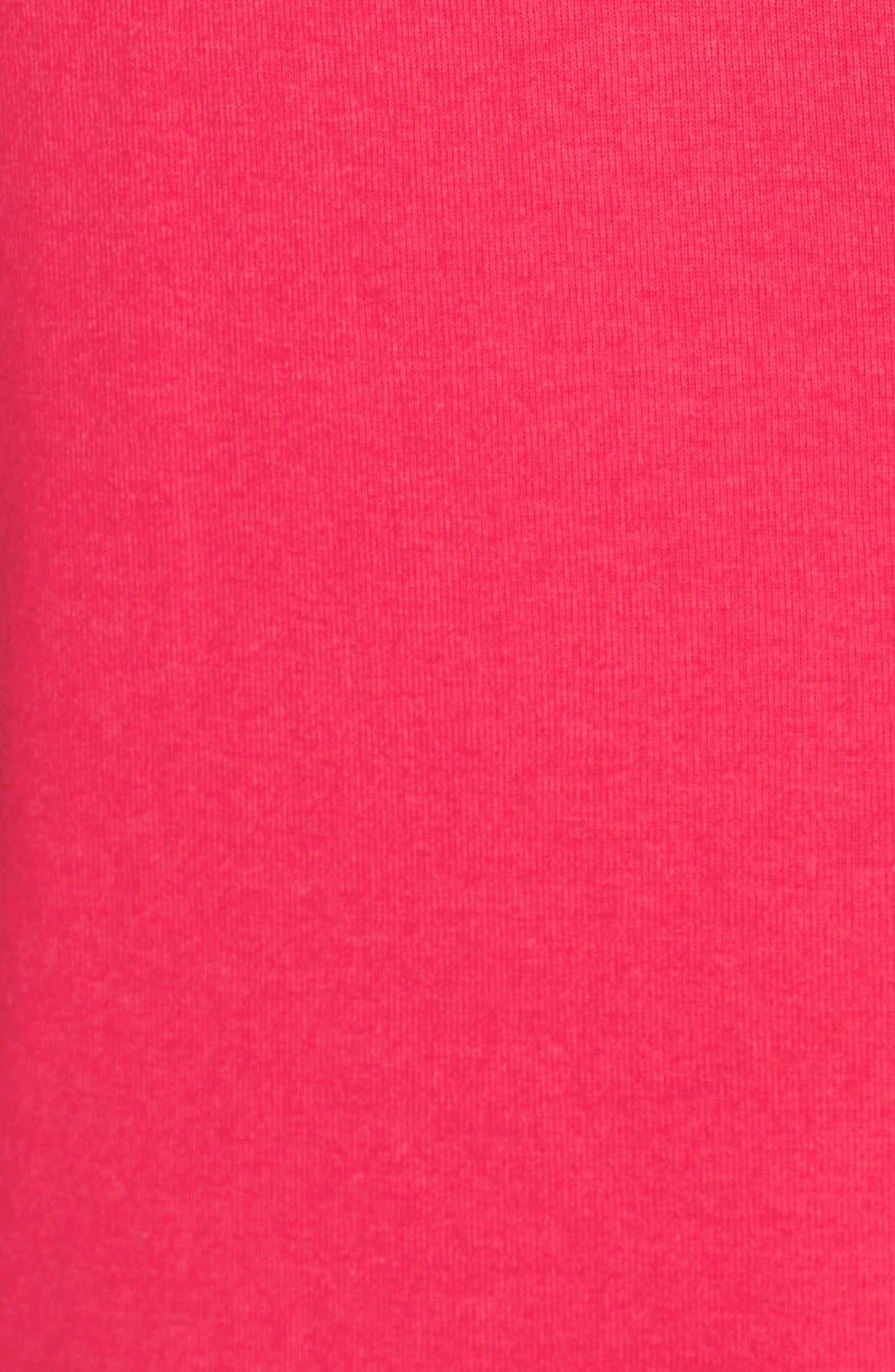 Short Sleeve V-Neck Tee,                             Alternate thumbnail 165, color,