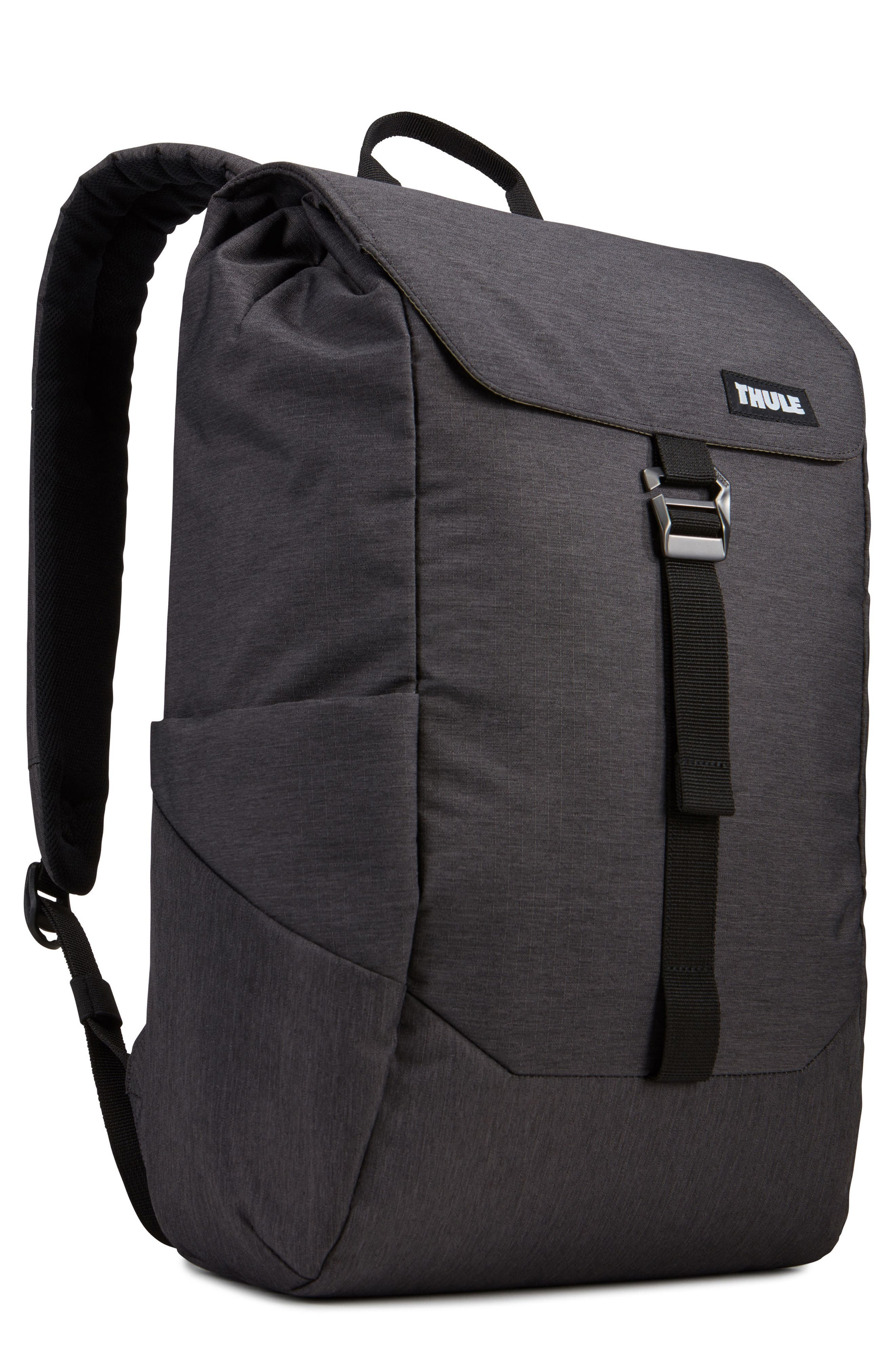 Lithos Backpack,                         Main,                         color, BLACK