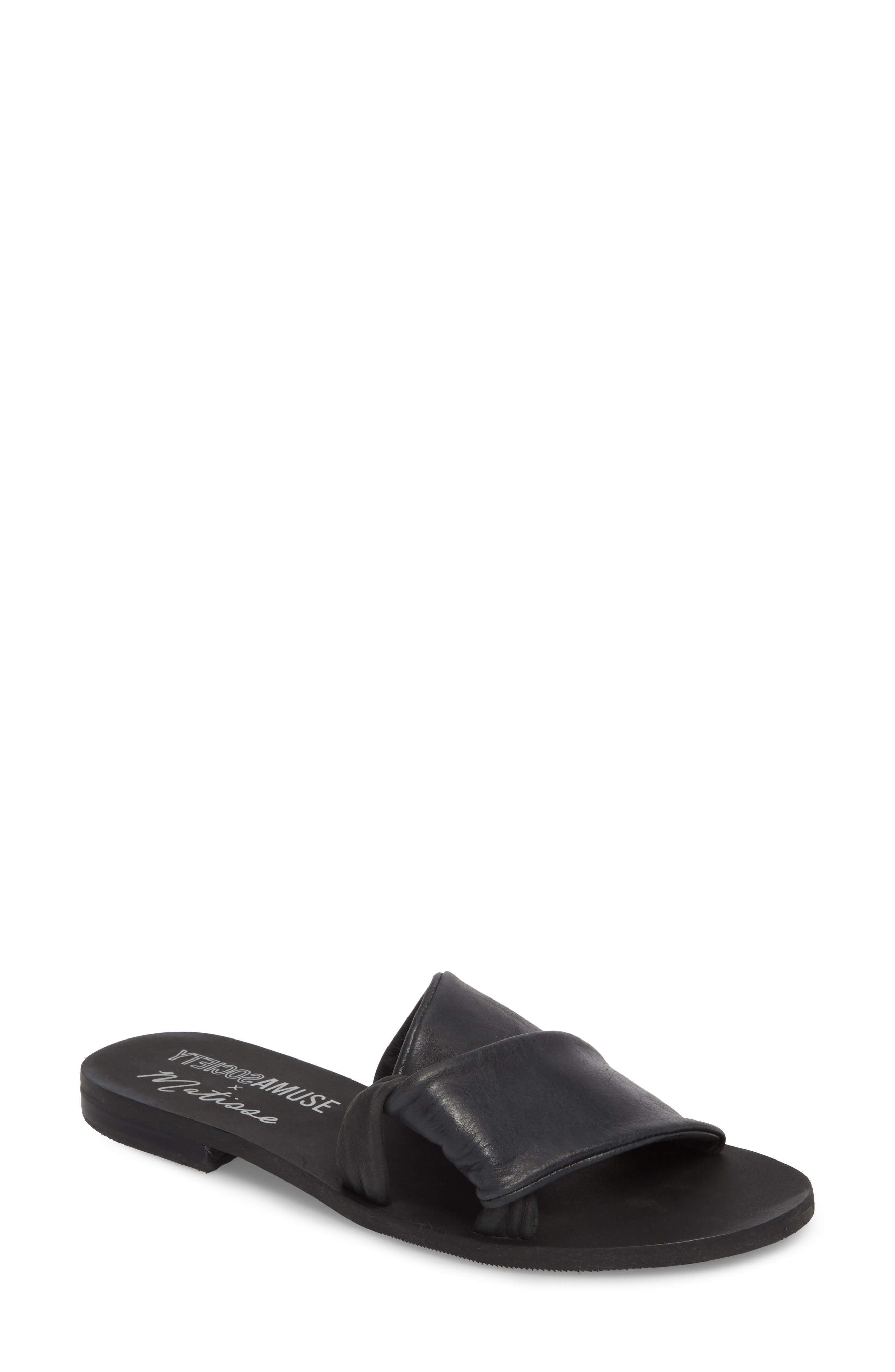 Amuse Society X Matisse Capri Slide Sandal