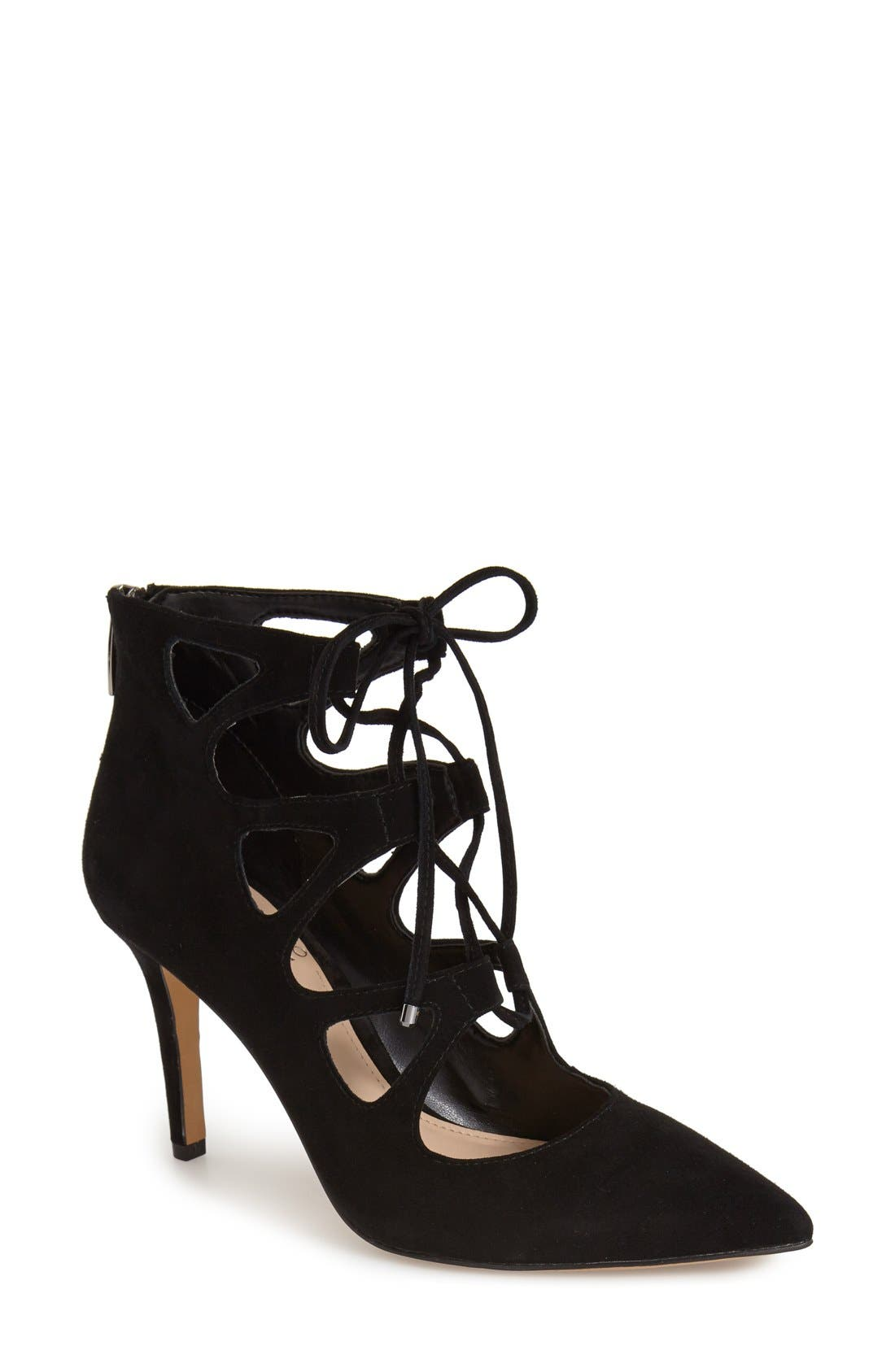 'Bodell' Lace Up Pump,                         Main,                         color,