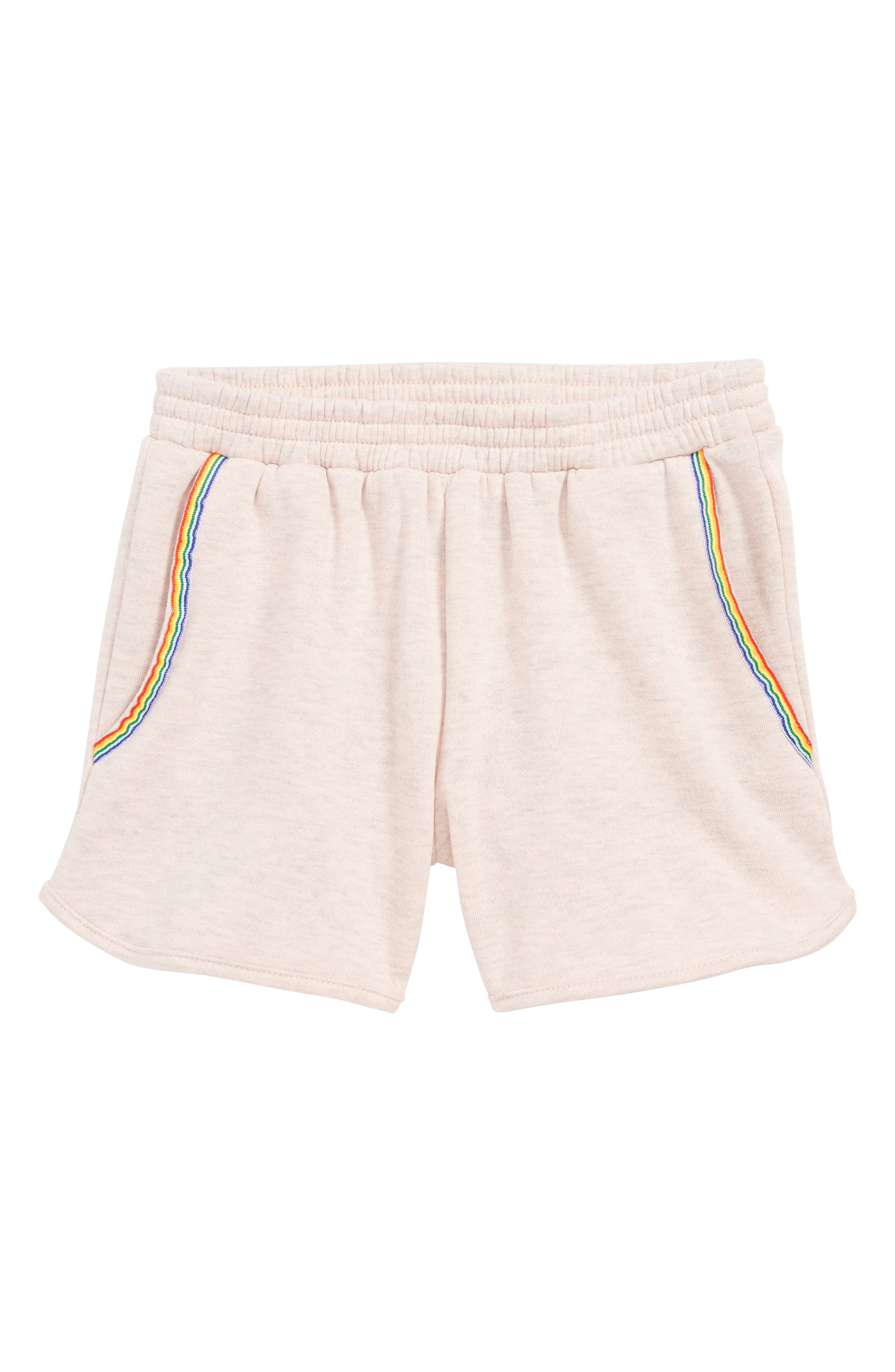 PEEK AREN'T YOU CURIOUS Go Go Shorts, Main, color, PINK