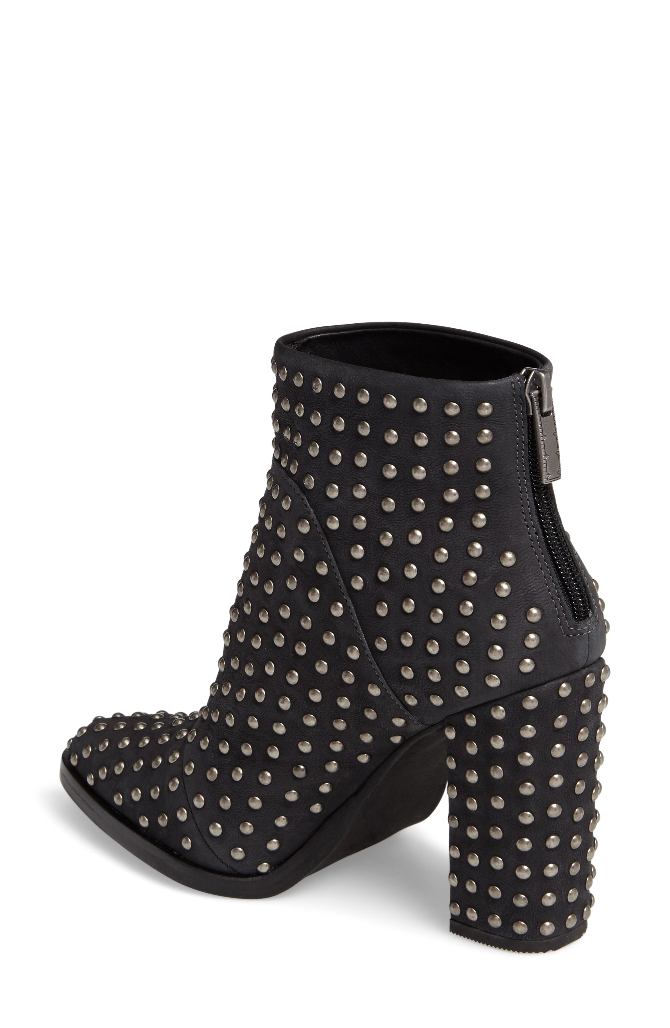 Full Monty Studded Bootie,                             Alternate thumbnail 2, color,                             001