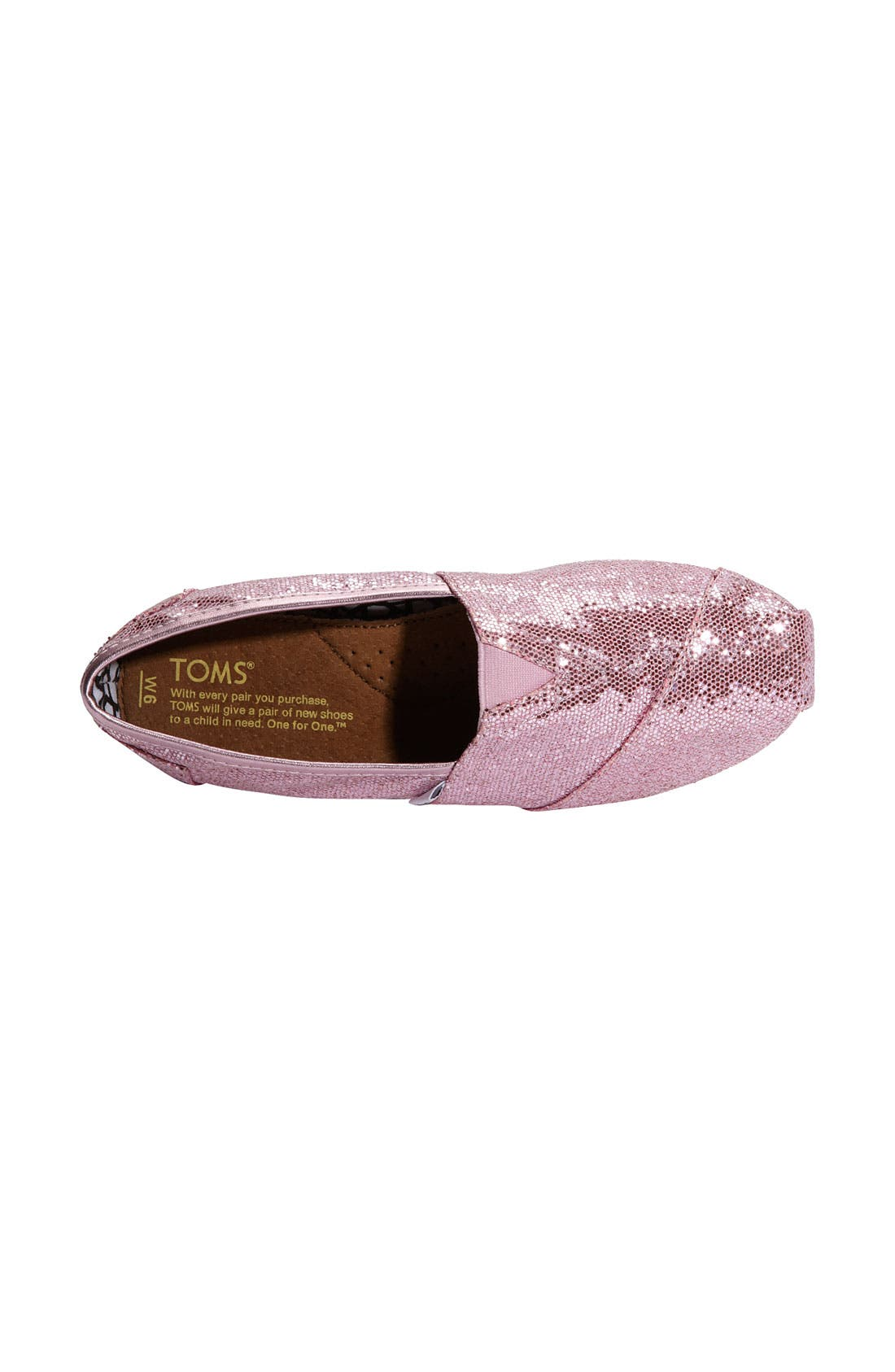 'Classic - Glitter' Slip-On,                             Alternate thumbnail 42, color,