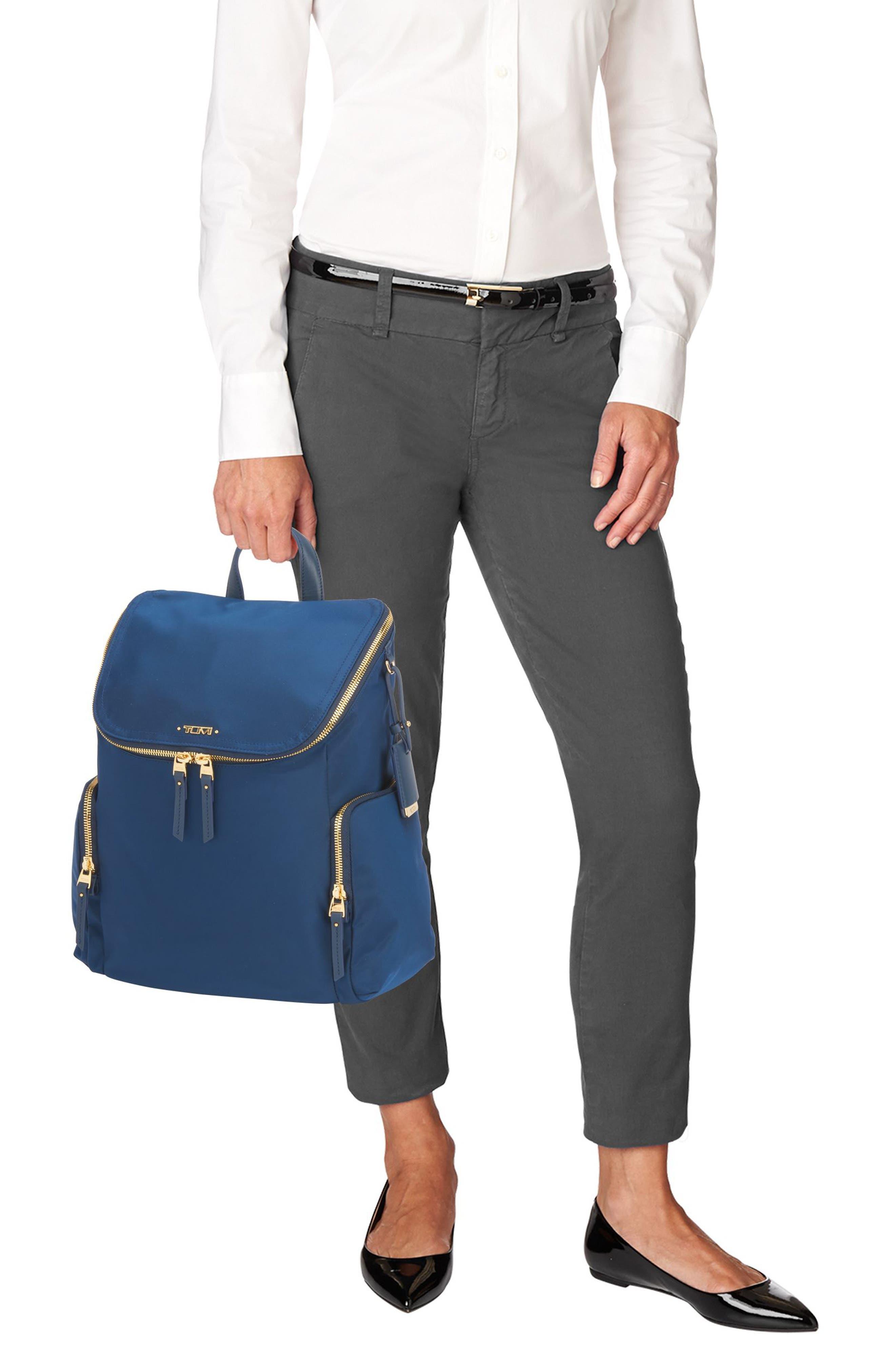 Voyageur Lexa Nylon Backpack,                             Alternate thumbnail 7, color,
