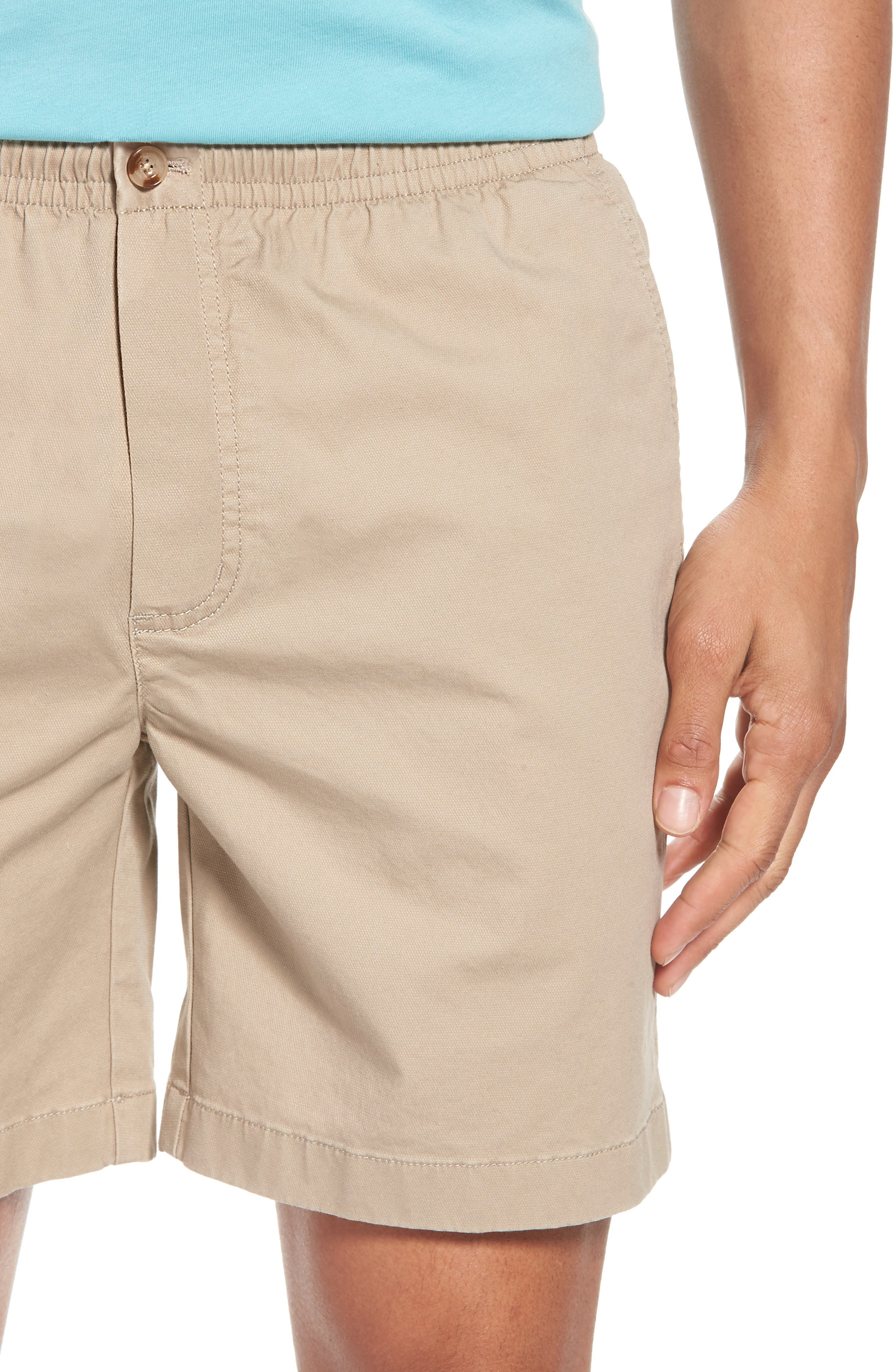 Jetty Stretch Cotton Shorts,                             Alternate thumbnail 4, color,                             250