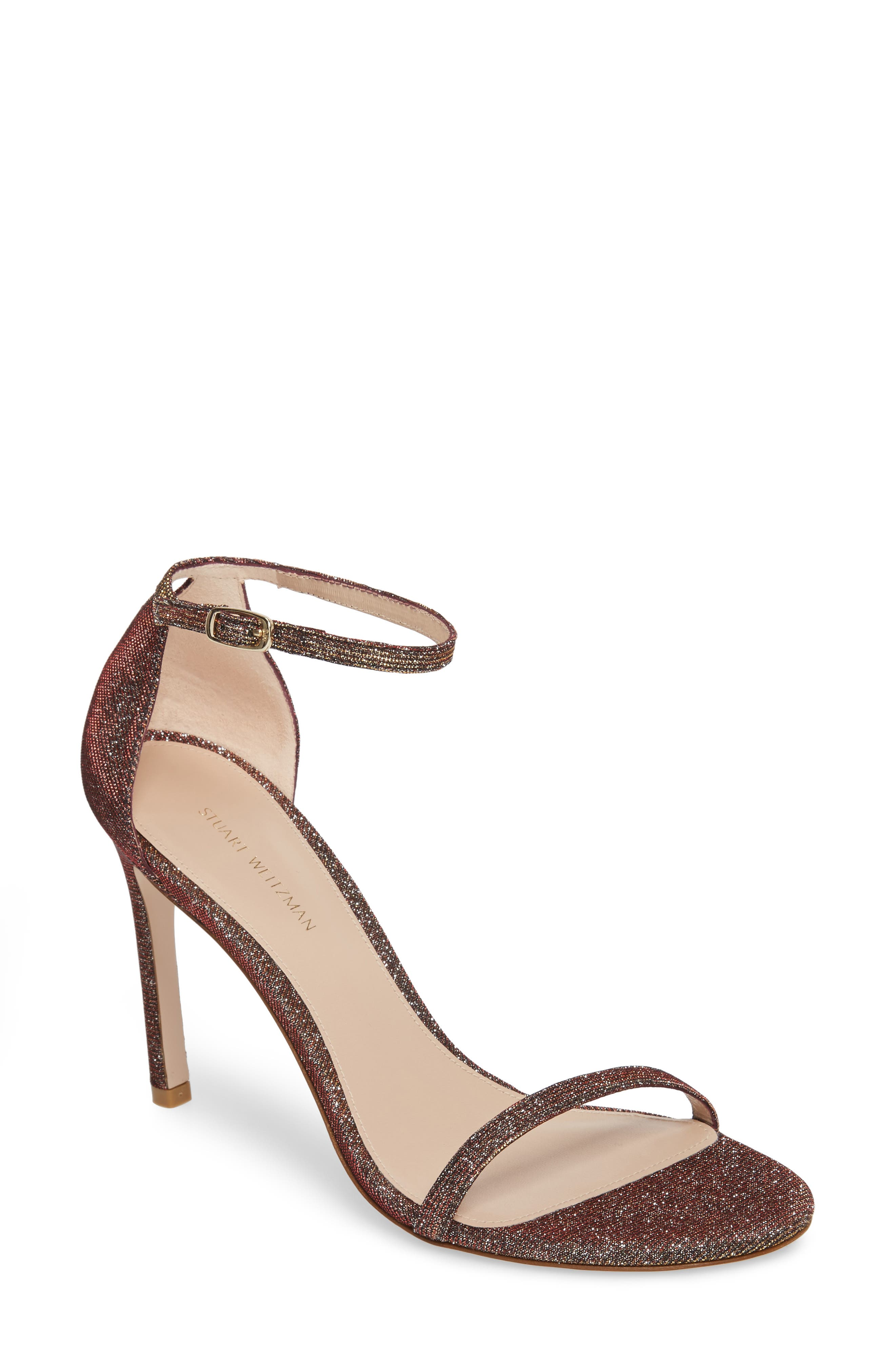 Nudistsong Ankle Strap Sandal,                             Main thumbnail 7, color,