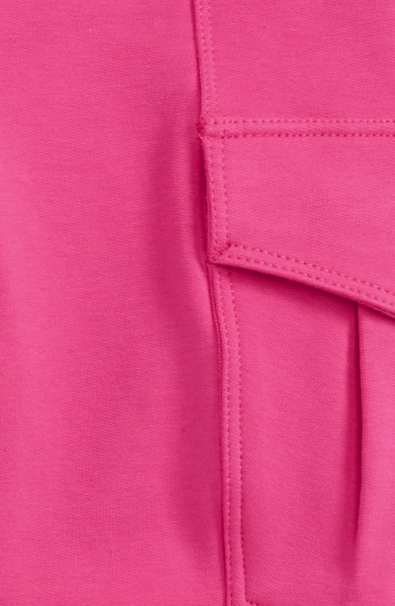 French Terry Cargo Pants,                             Alternate thumbnail 2, color,                             650