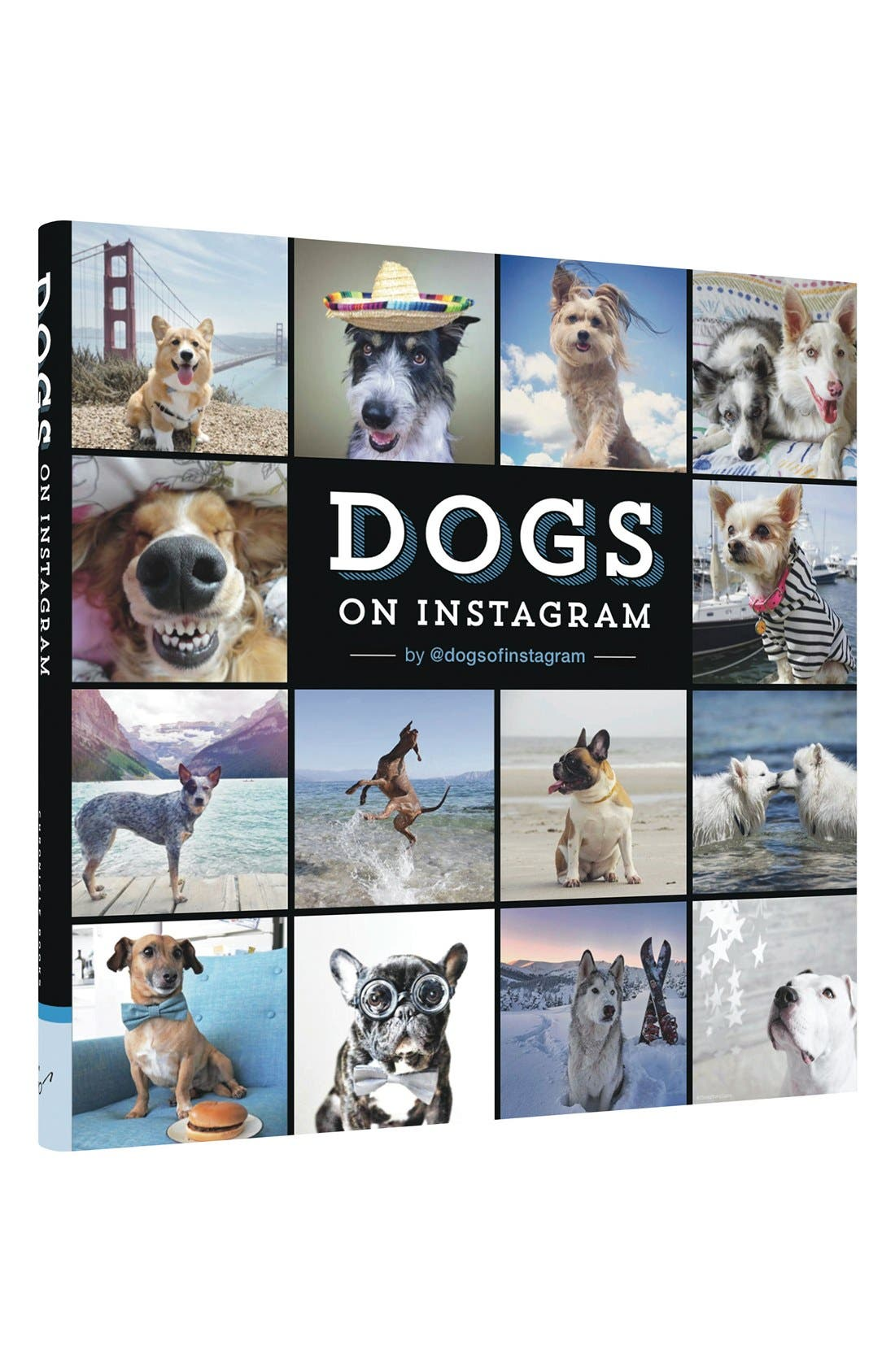 CHRONICLE BOOKS,                             'Dogs on Instagram' Book,                             Alternate thumbnail 2, color,                             001