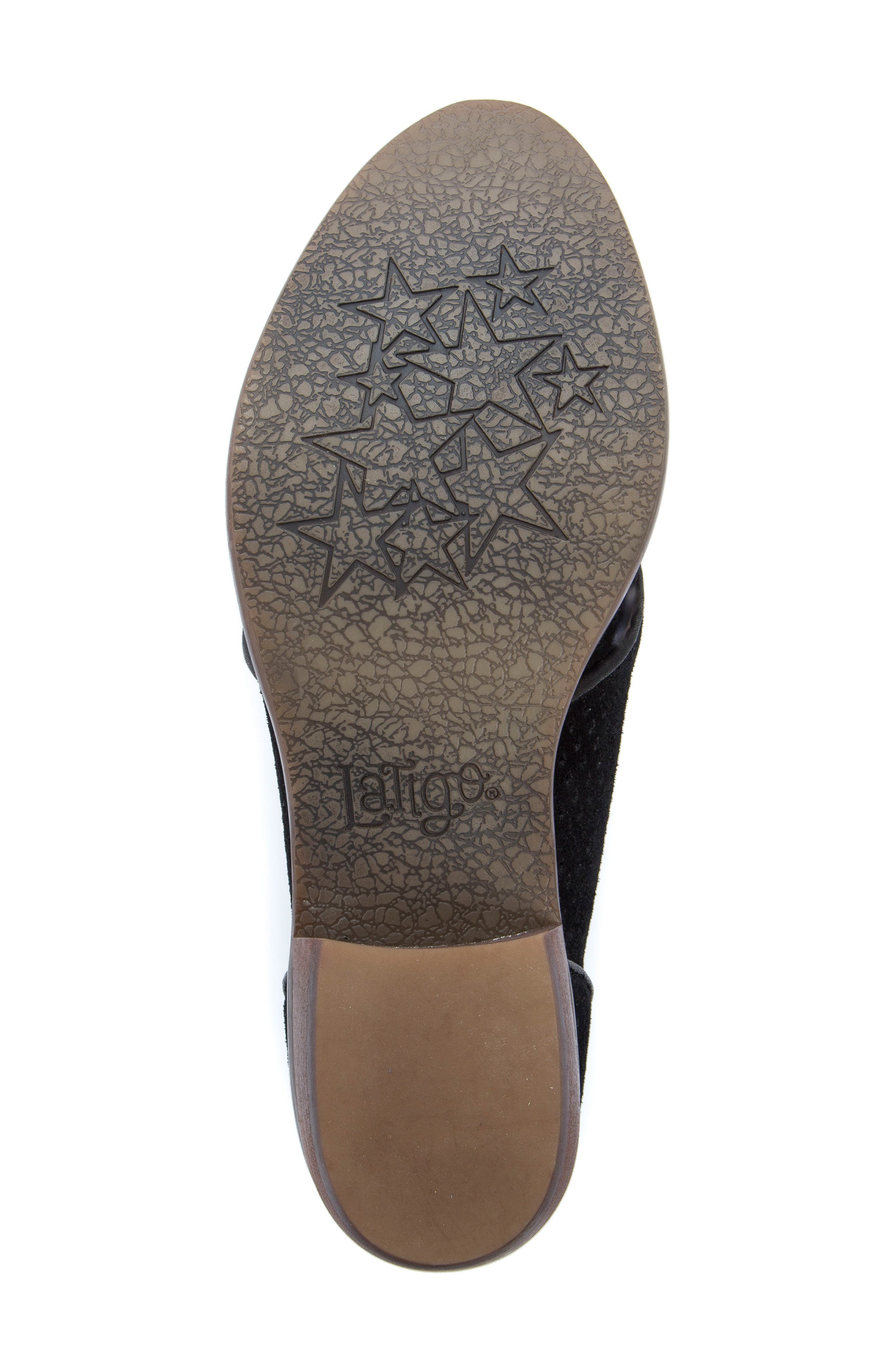 Isaac Lace-Up Bootie,                             Alternate thumbnail 6, color,                             001
