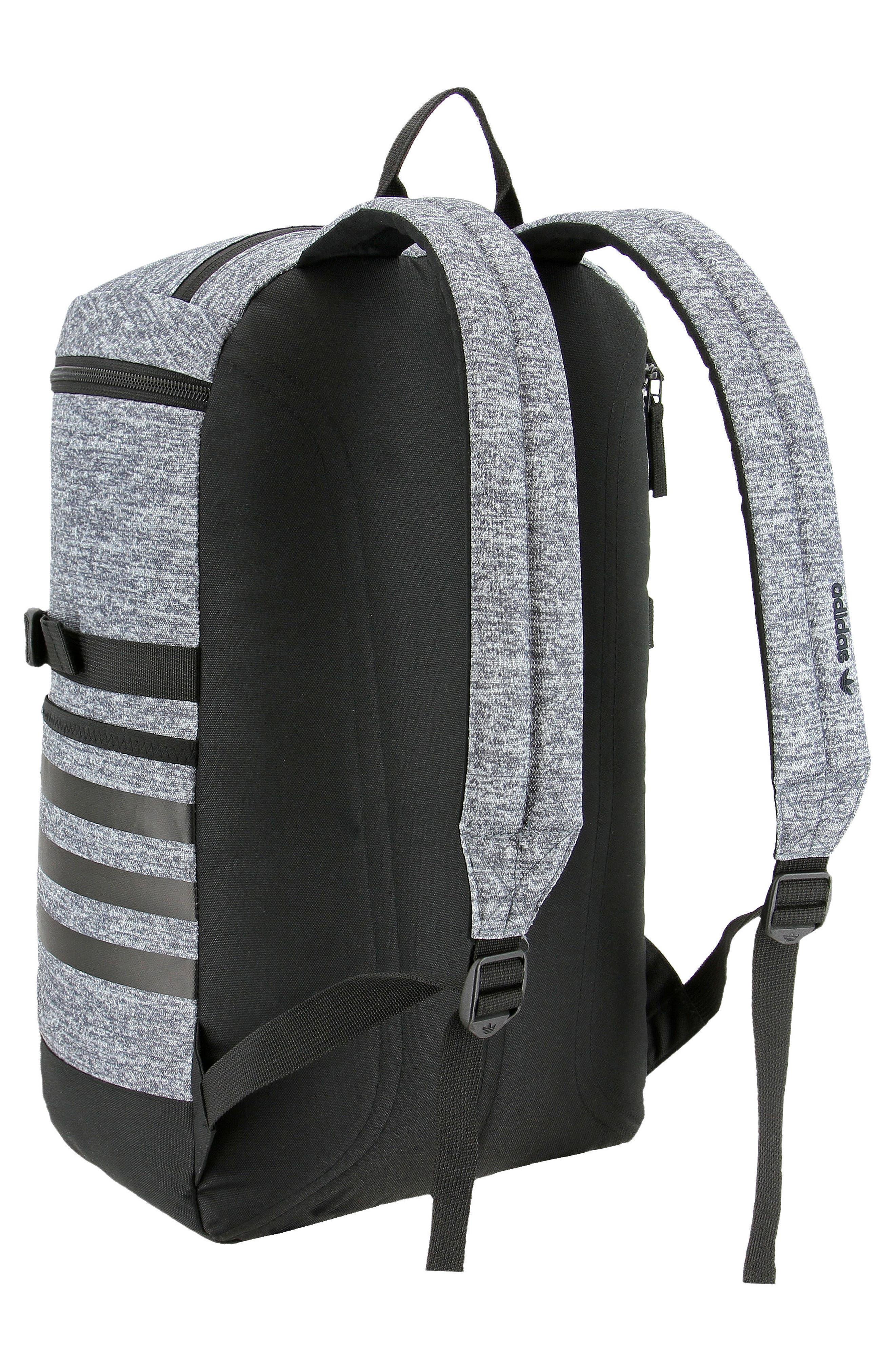 Backpack,                             Alternate thumbnail 3, color,                             MED GREY