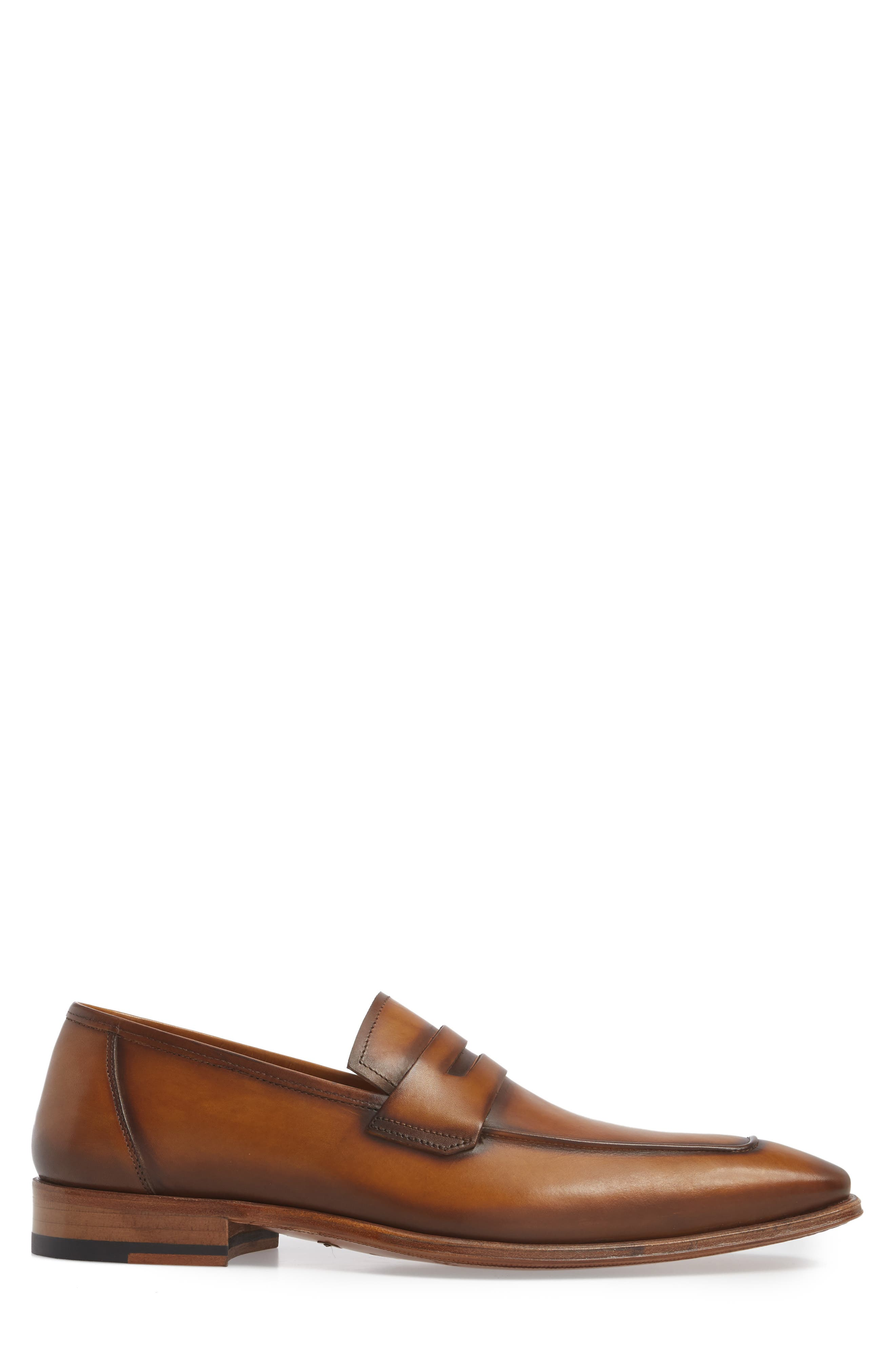 Marcus Penny Loafer,                             Alternate thumbnail 3, color,                             212