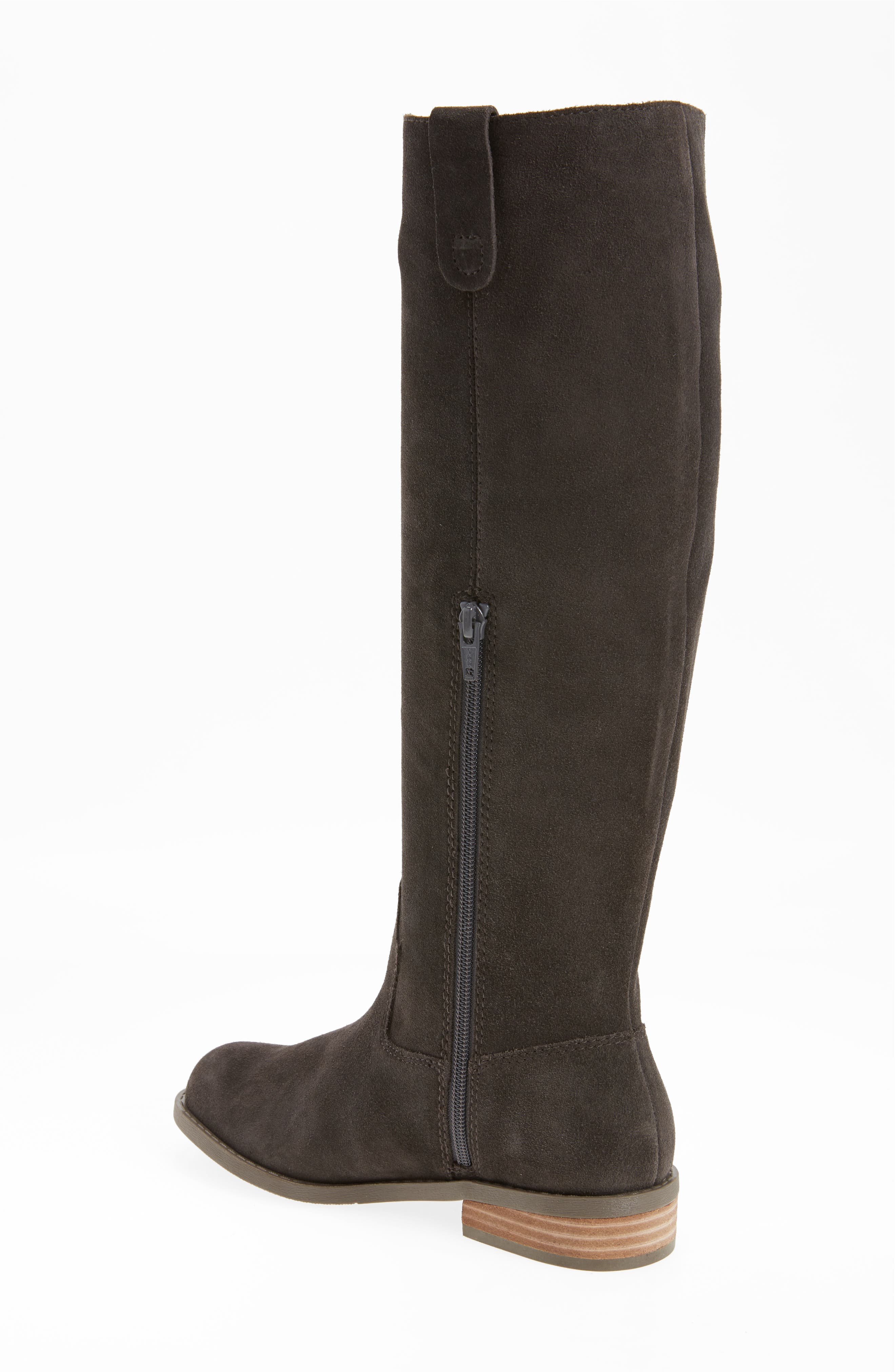 Hawn Knee High Boot,                             Alternate thumbnail 2, color,                             021
