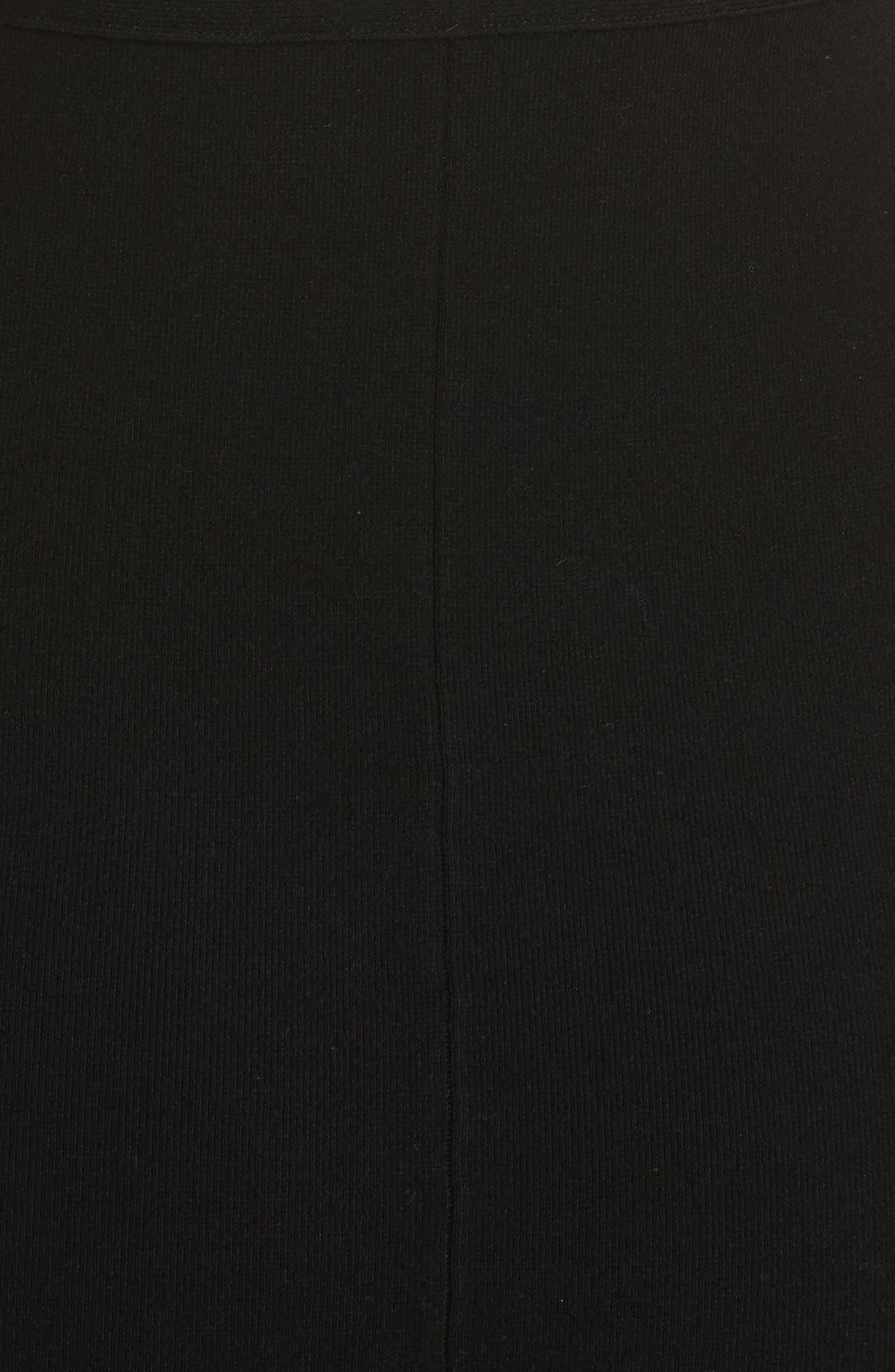 Jewel Collar Sheath Dress,                             Alternate thumbnail 5, color,