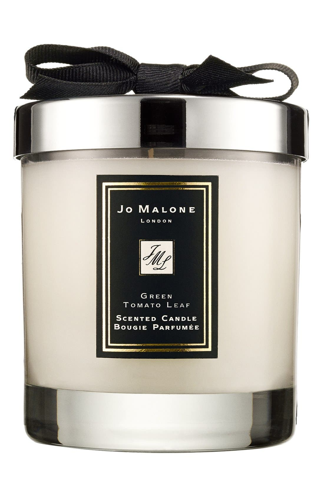 Jo Malone<sup>™</sup> Just Like Sunday - Green Tomato Leaf Candle,                         Main,                         color, NO COLOR