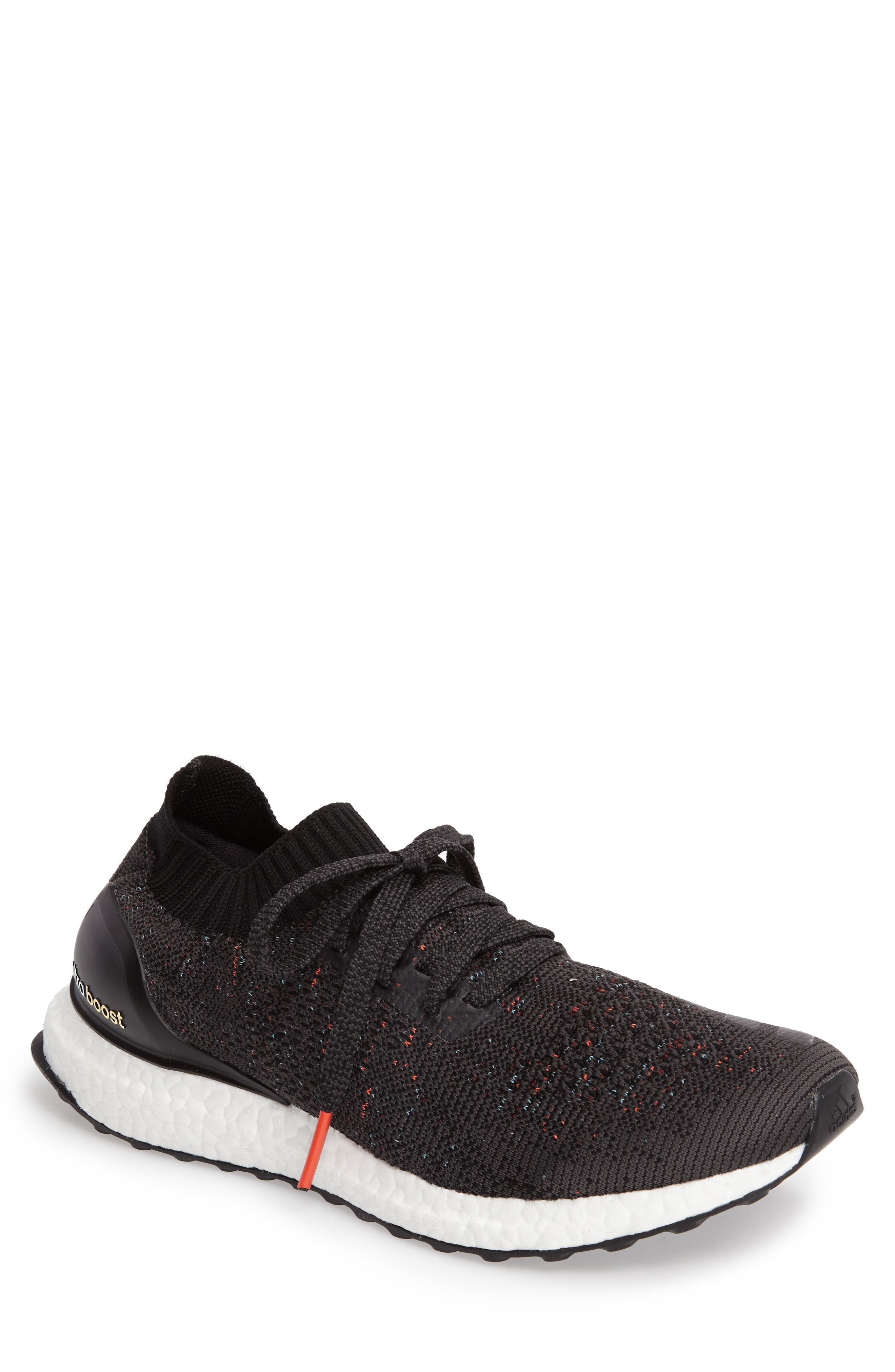 'UltraBoost Uncaged' Running Shoe,                             Main thumbnail 4, color,