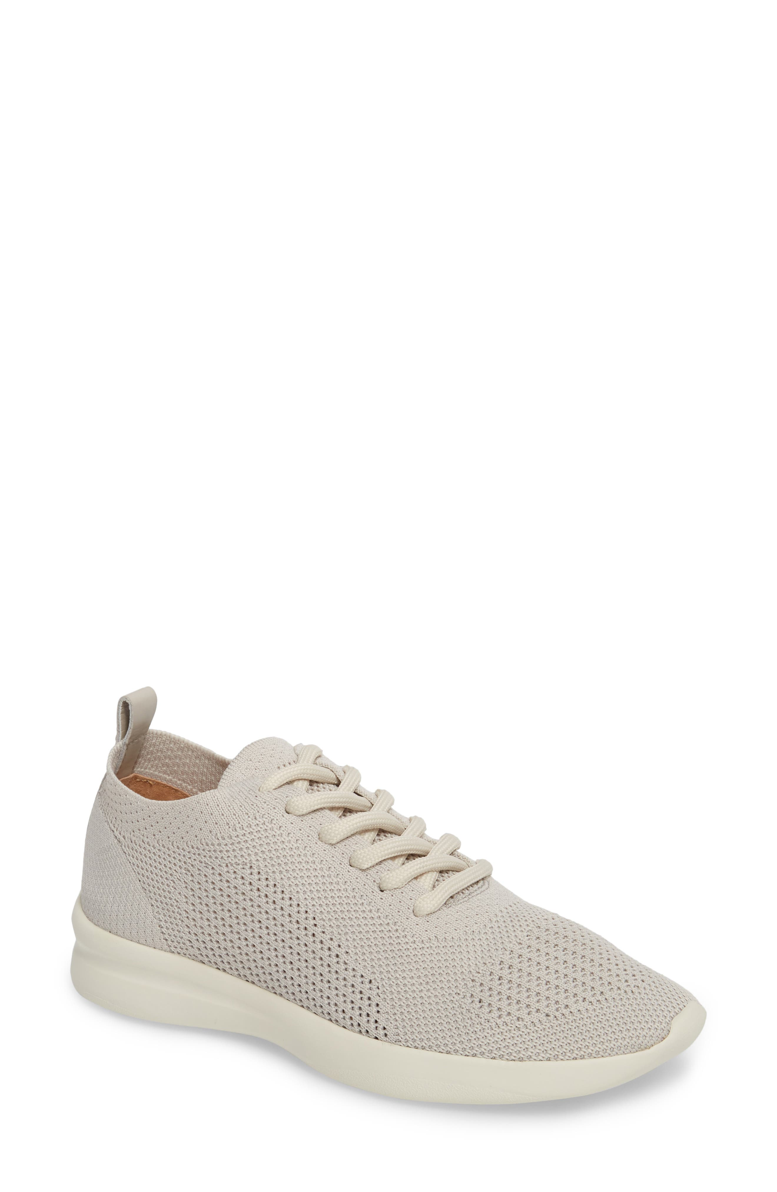 Randee Sneaker, Main, color, MOON FABRIC