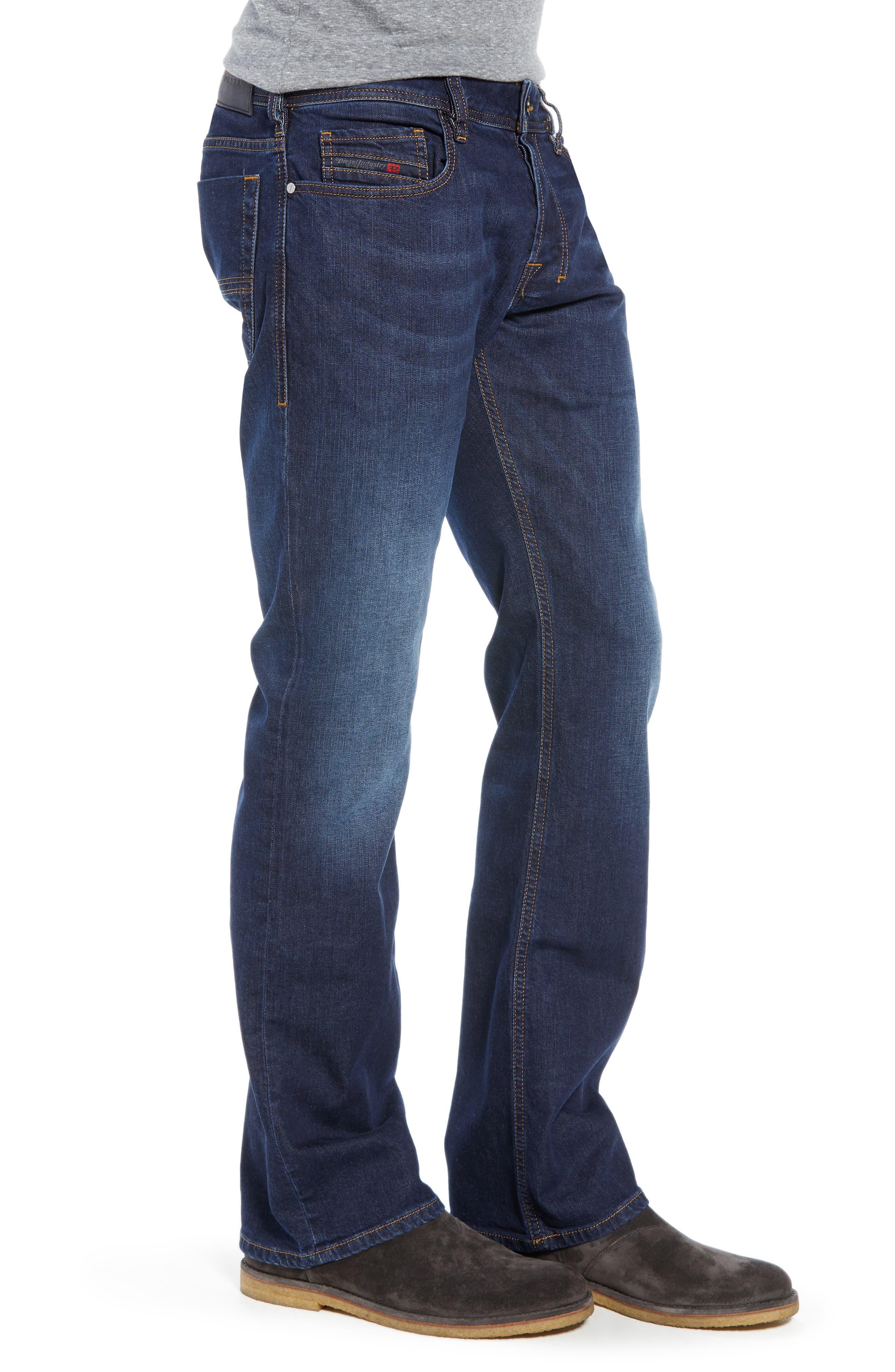 Zatiny Bootcut Jeans,                             Alternate thumbnail 3, color,                             084XH