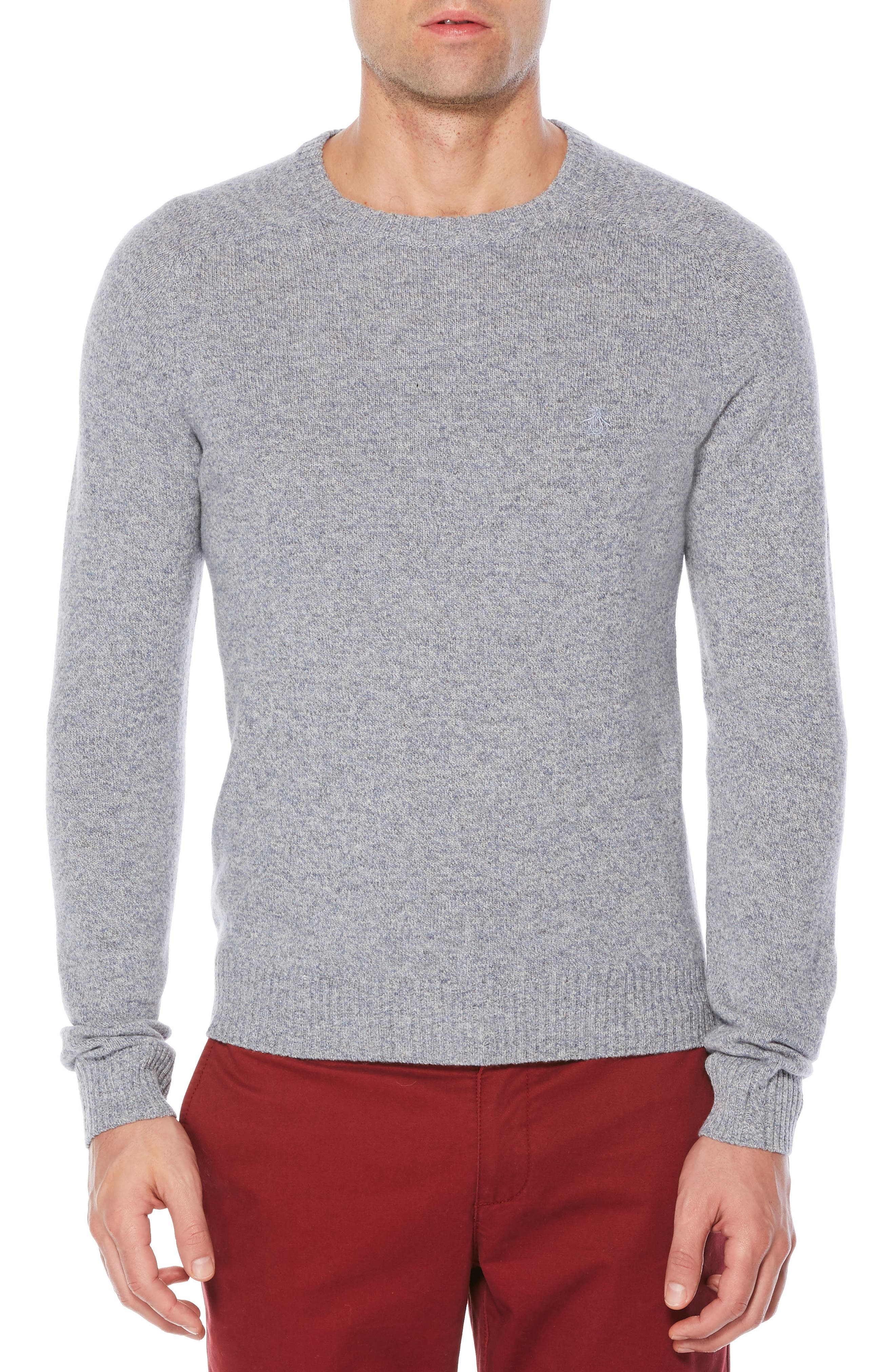 P55 Lambswool Sweater,                             Main thumbnail 3, color,