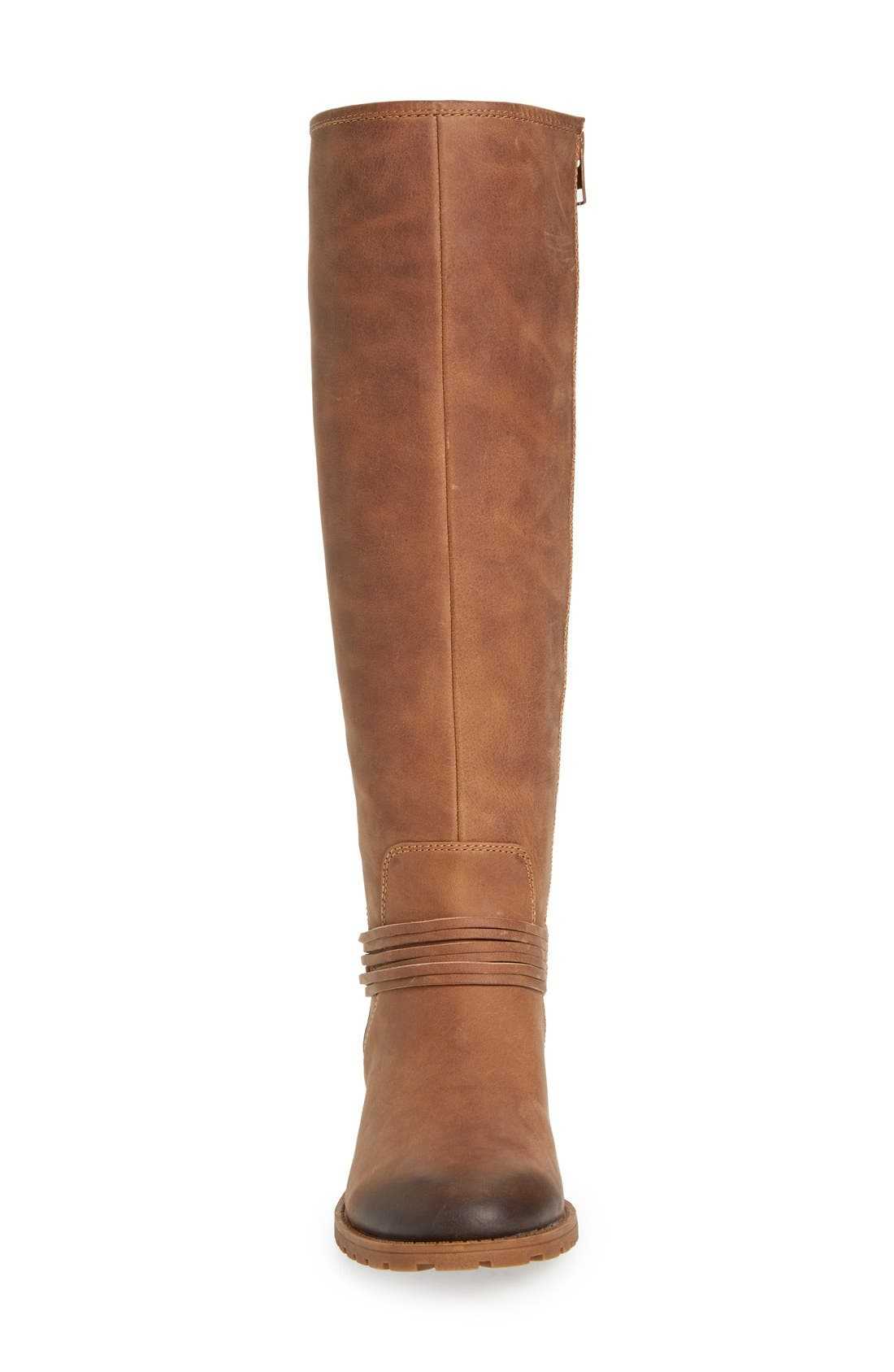 'Darla' Riding Boot,                             Alternate thumbnail 5, color,