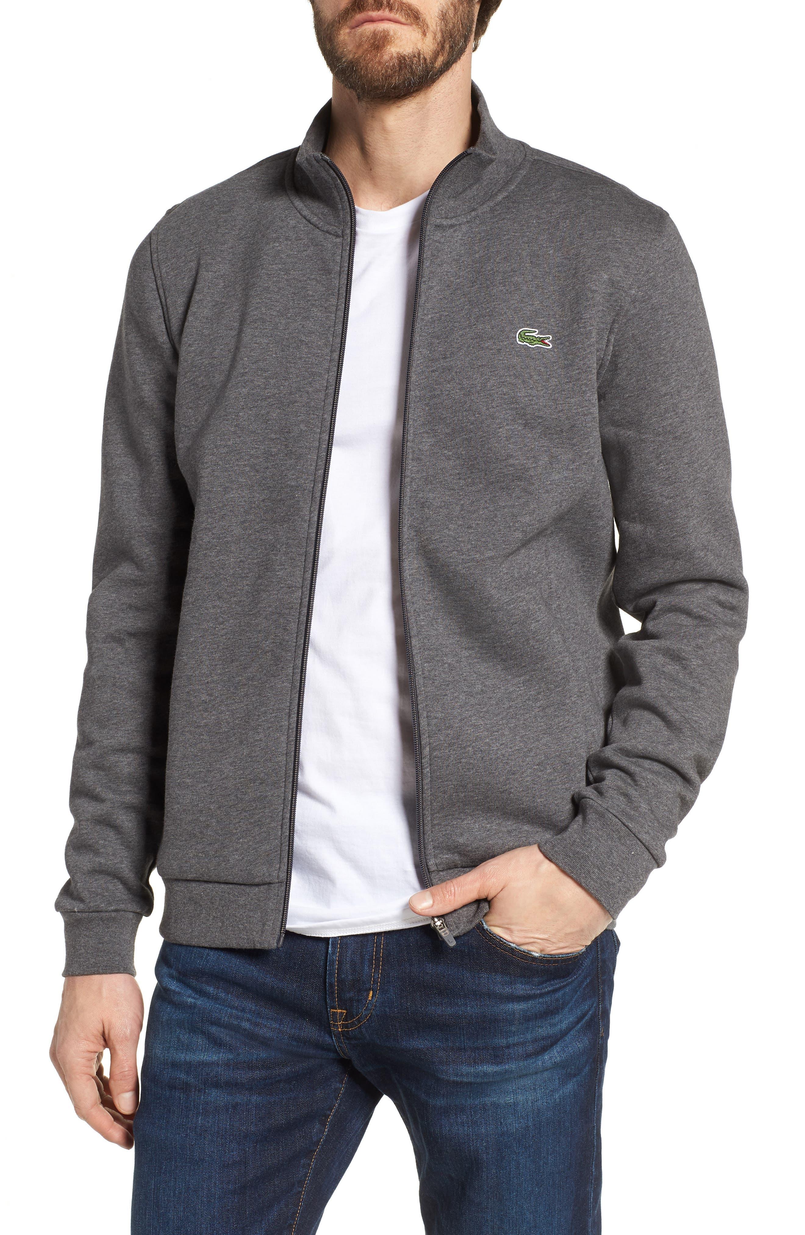 Fleece Zip Jacket,                             Main thumbnail 2, color,