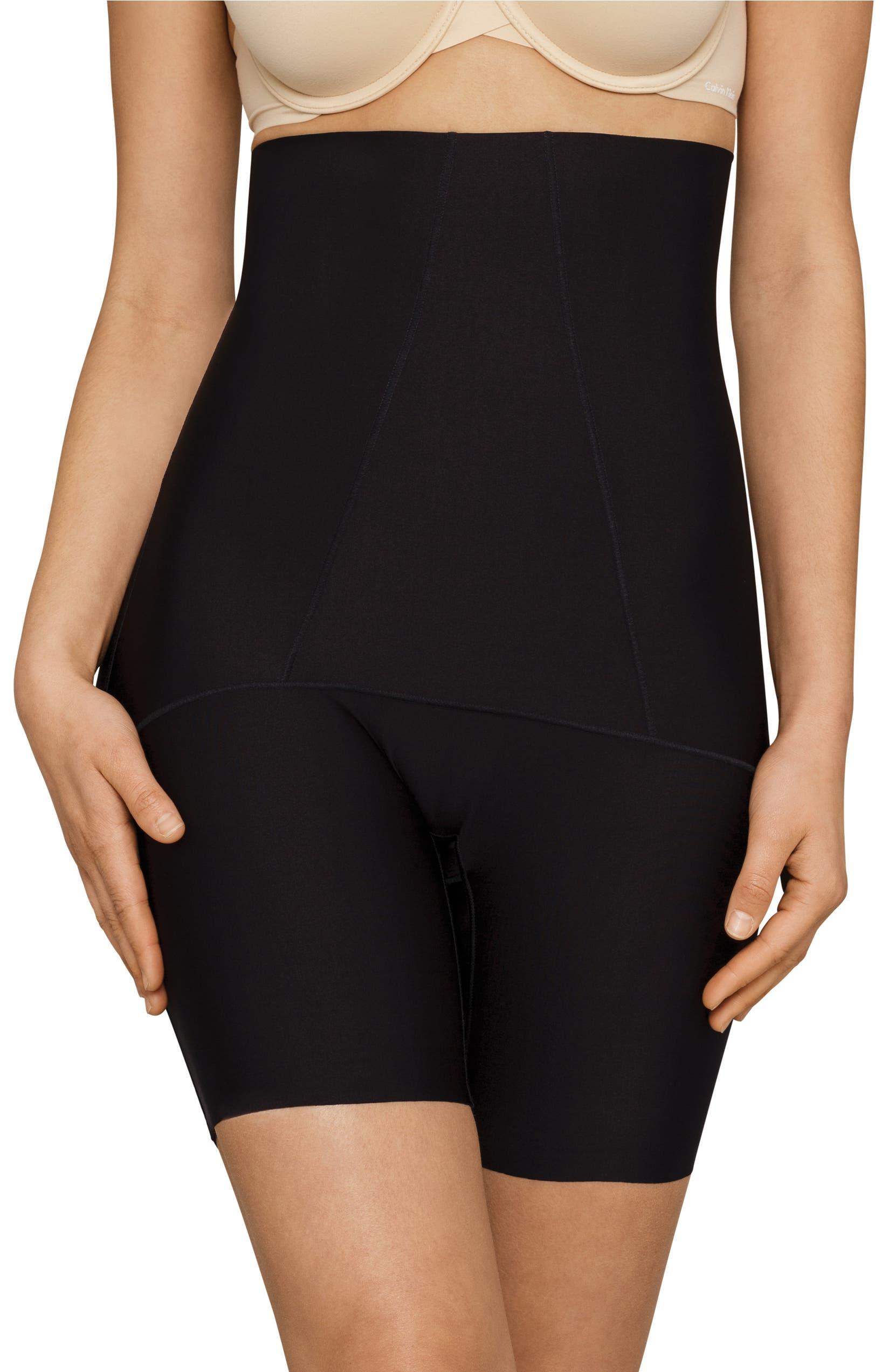 c1872ebb26260 Nancy Ganz Body Architect High Waist Shaper Shorts