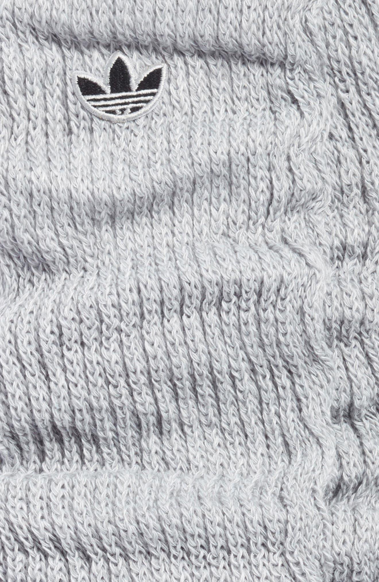 Slouch Crew Socks,                             Alternate thumbnail 3, color,