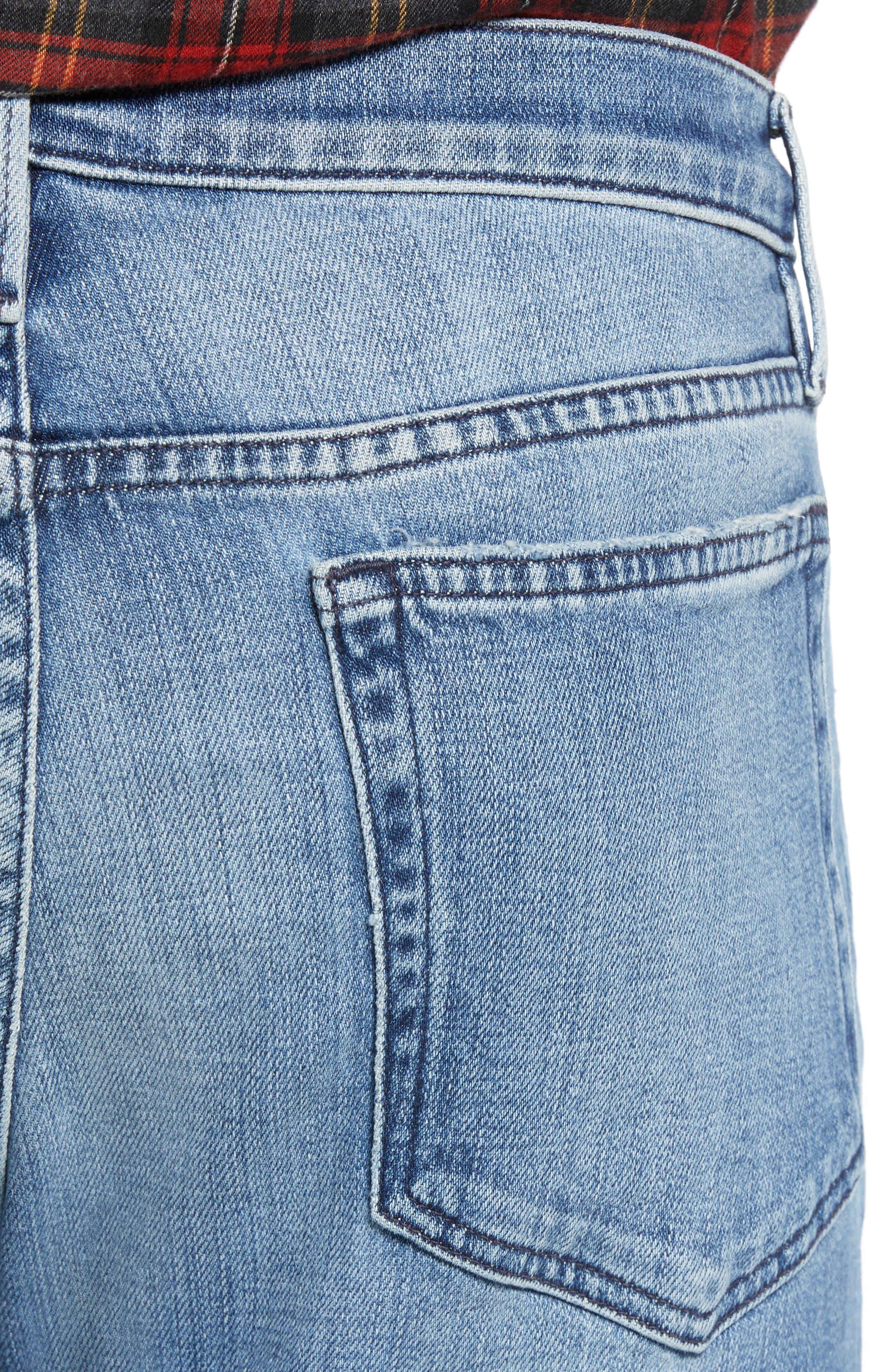 L'Homme Slim Fit Jeans,                             Alternate thumbnail 4, color,                             ARCHES