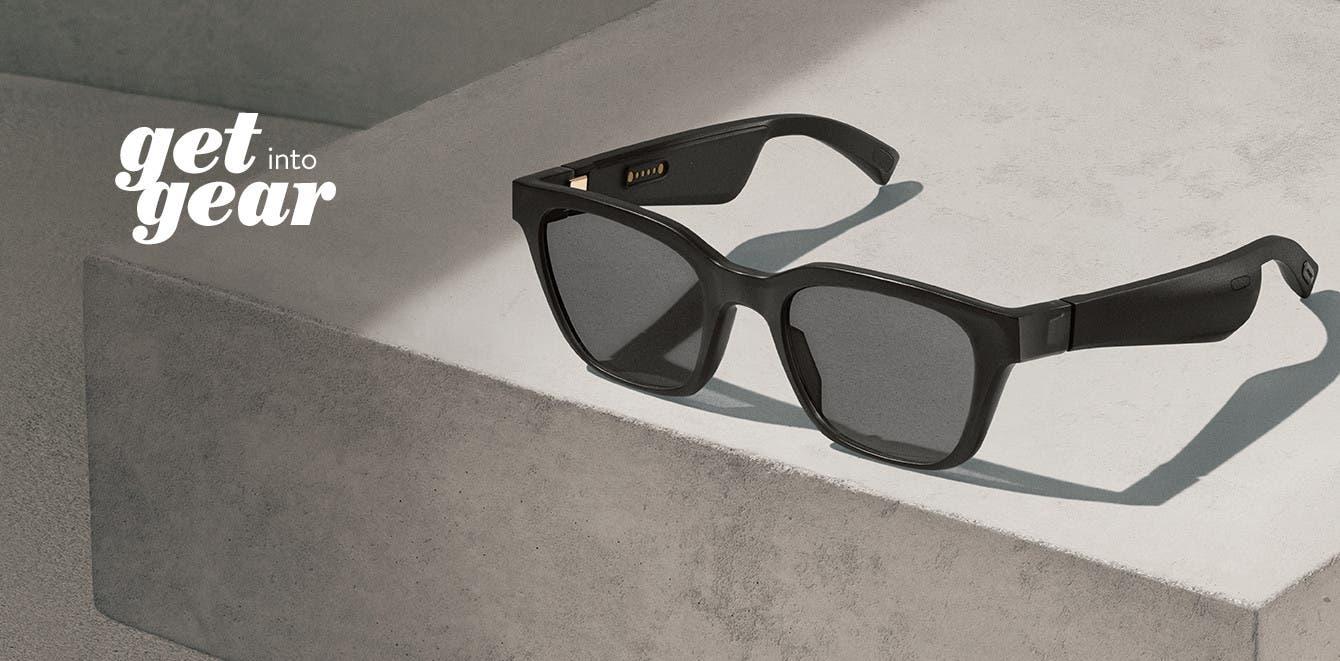Get into gear: Bose Frames Alto Audio Sunglasses.