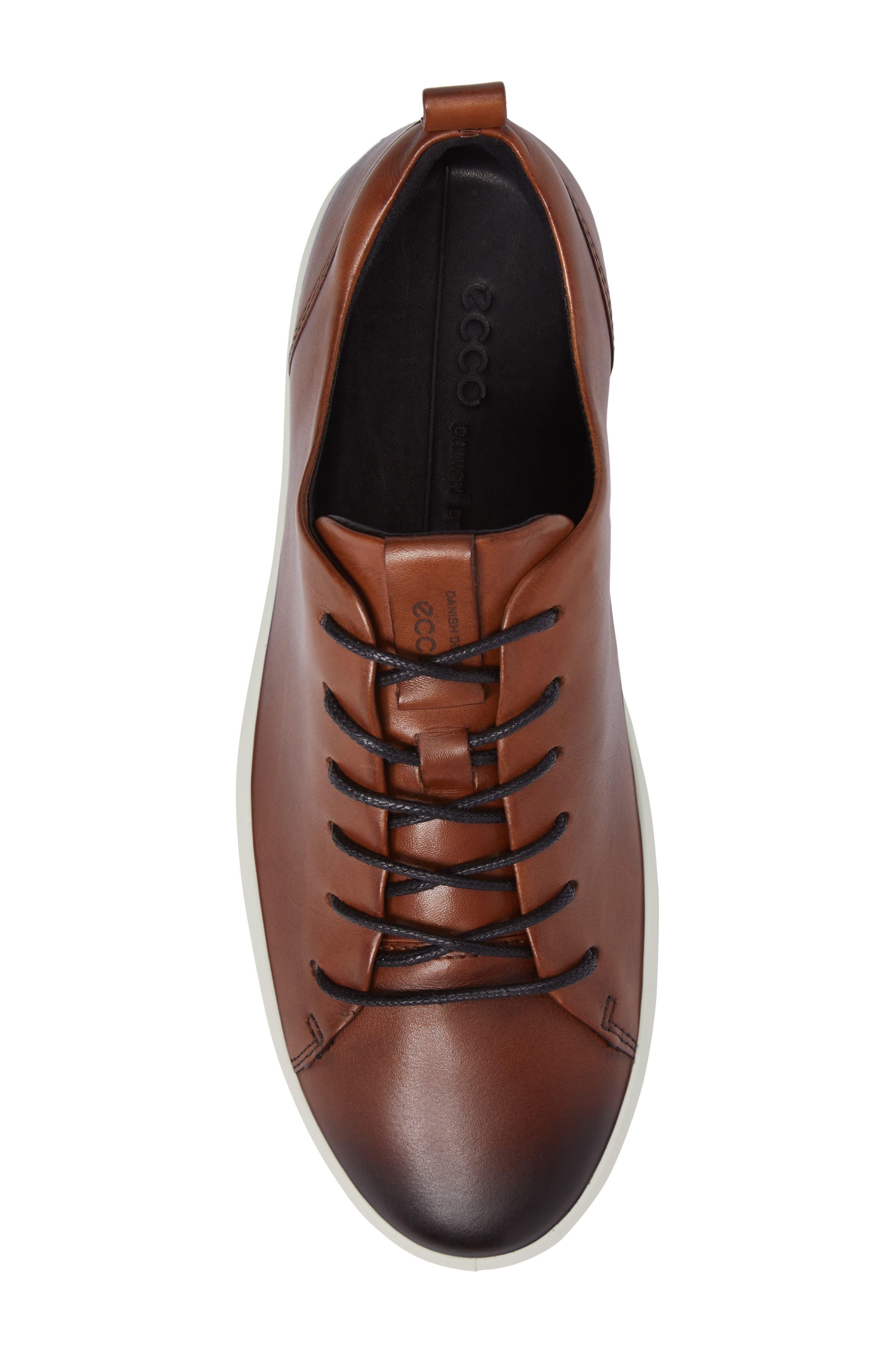 Soft 8 Street Sneaker,                             Alternate thumbnail 5, color,                             LION