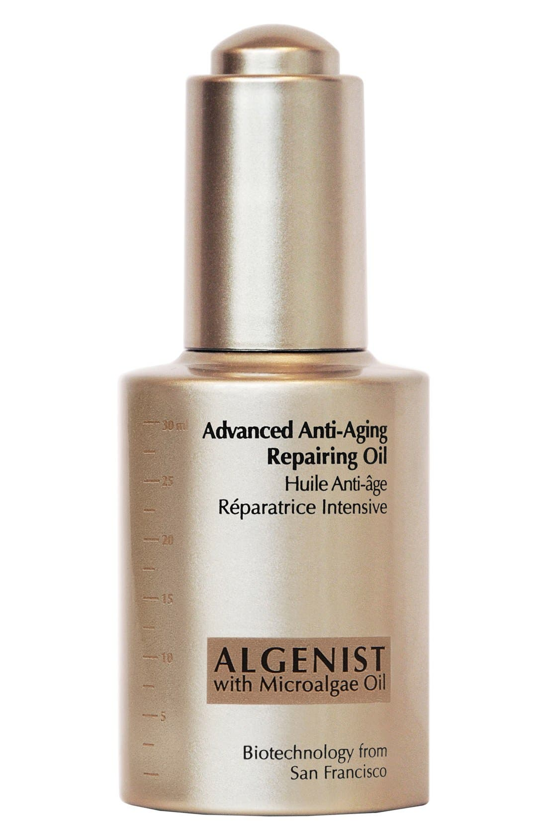 Advanced Anti-Aging Repairing Oil,                             Main thumbnail 1, color,                             NO COLOR