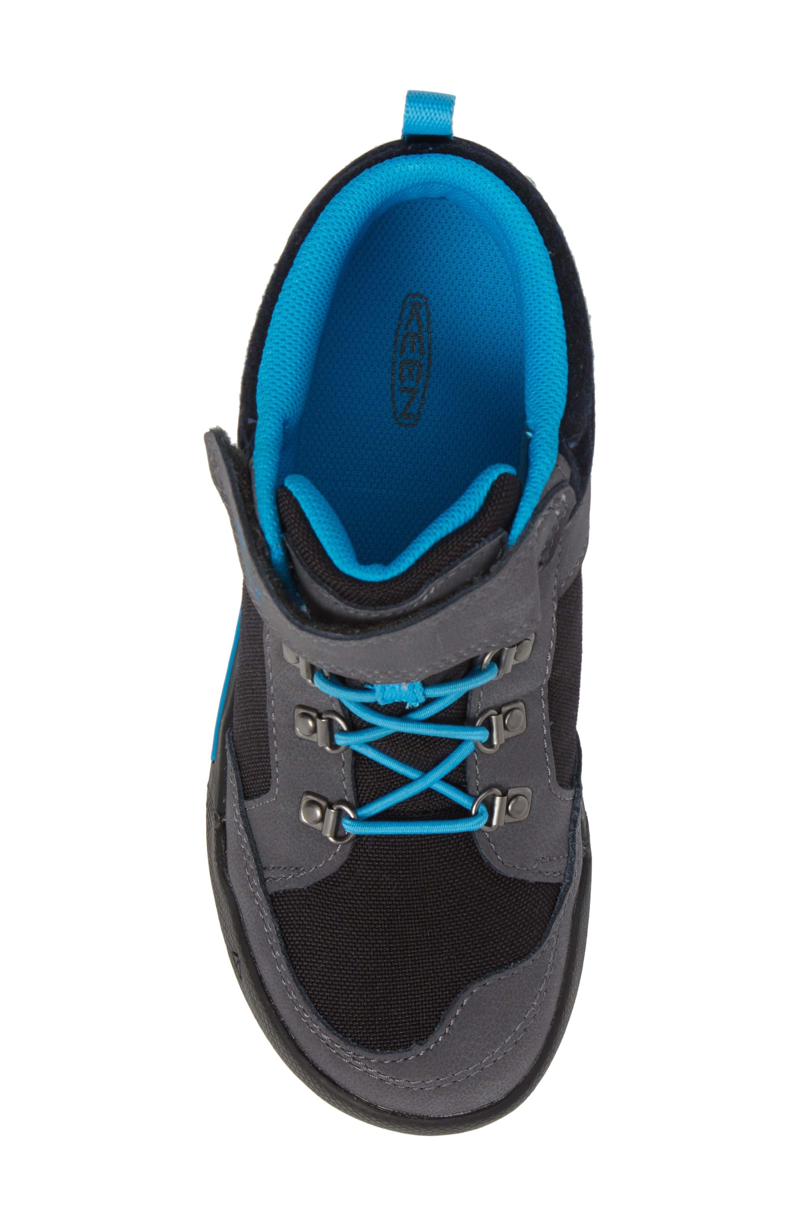 Encanto Wesley II High Top Sneaker,                             Alternate thumbnail 5, color,                             003
