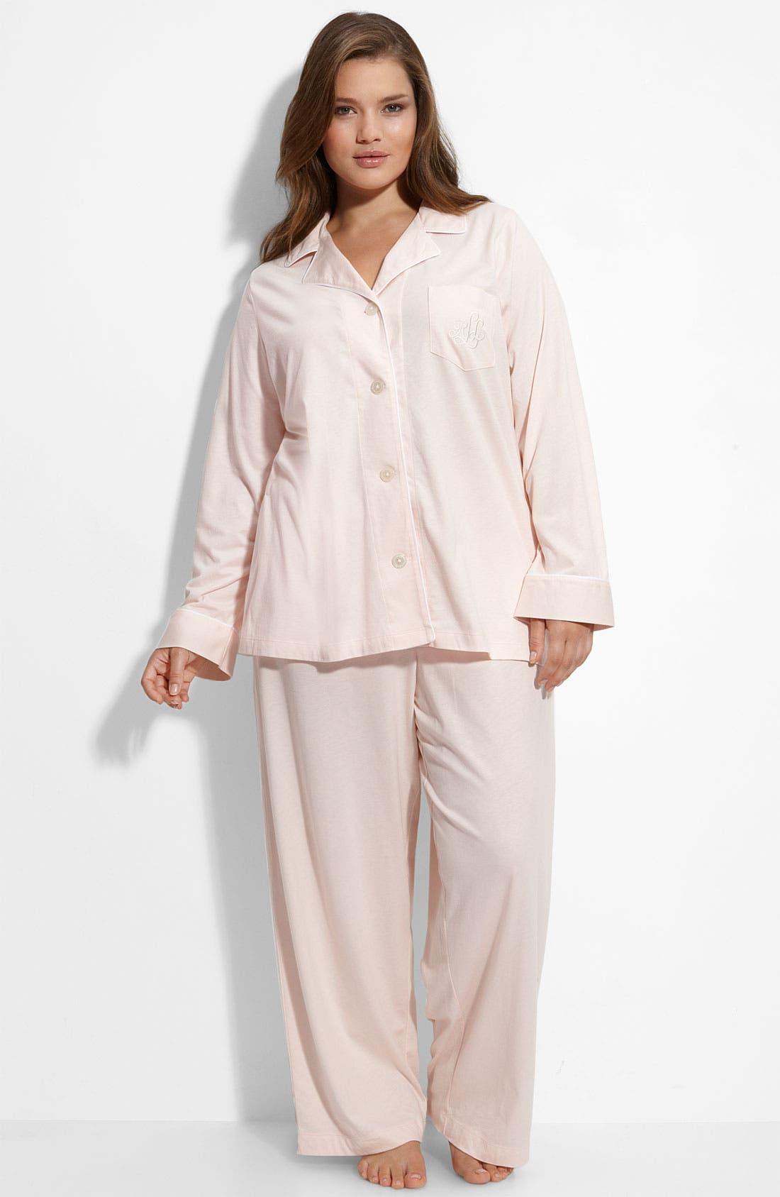 Knit Pajamas,                             Main thumbnail 14, color,