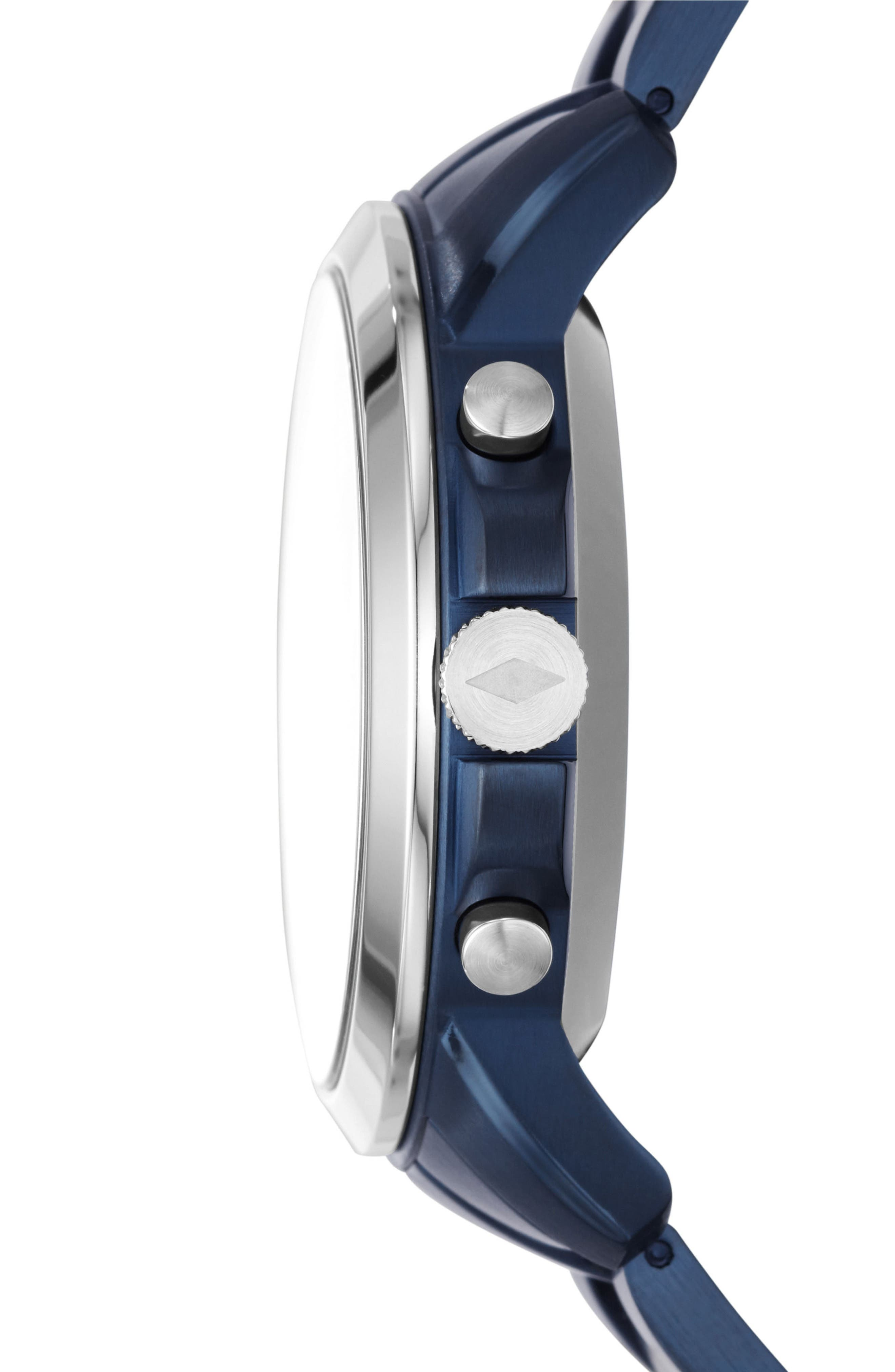 Grant Bracelet Smart Watch, 44mm,                             Alternate thumbnail 9, color,