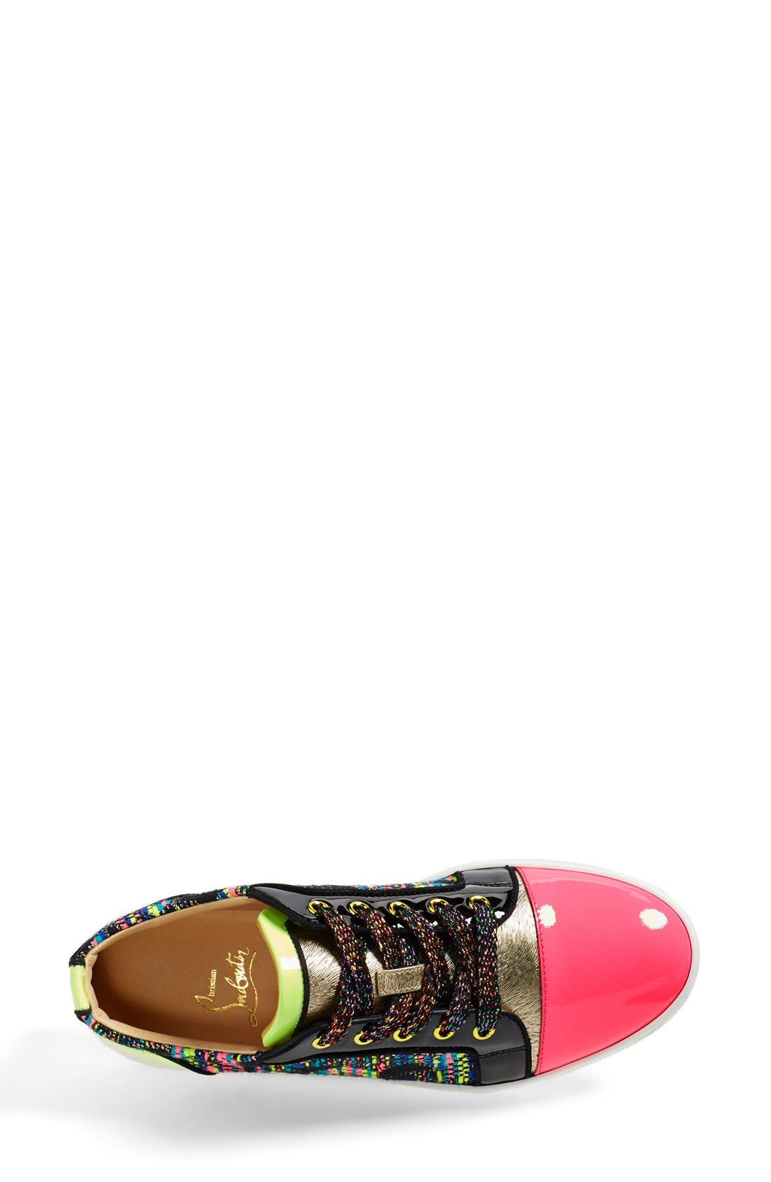'Gondoliere' Sneaker,                             Alternate thumbnail 3, color,