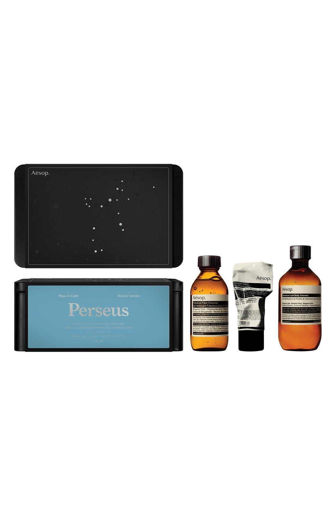 'Perseus' Grooming Kit,                             Main thumbnail 1, color,                             960