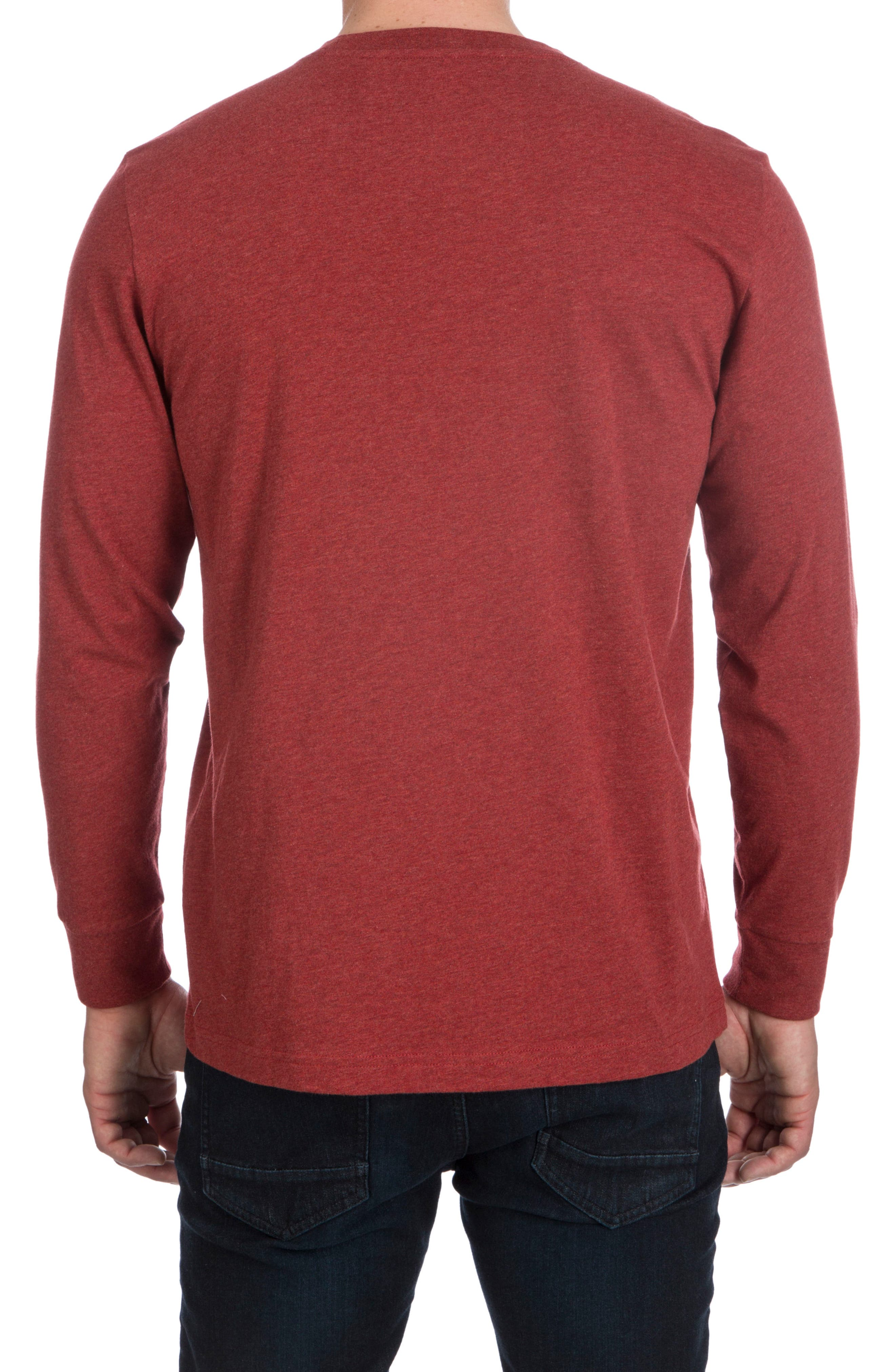 Long Sleeve T-Shirt,                             Alternate thumbnail 8, color,