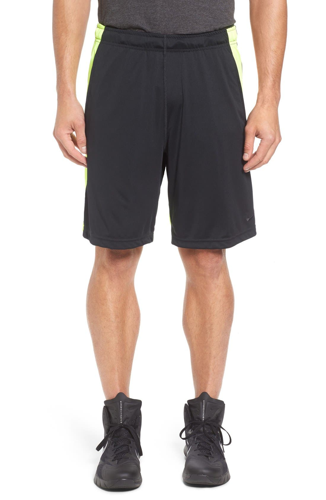 'Fly' Dri-FIT Training Shorts,                             Alternate thumbnail 89, color,
