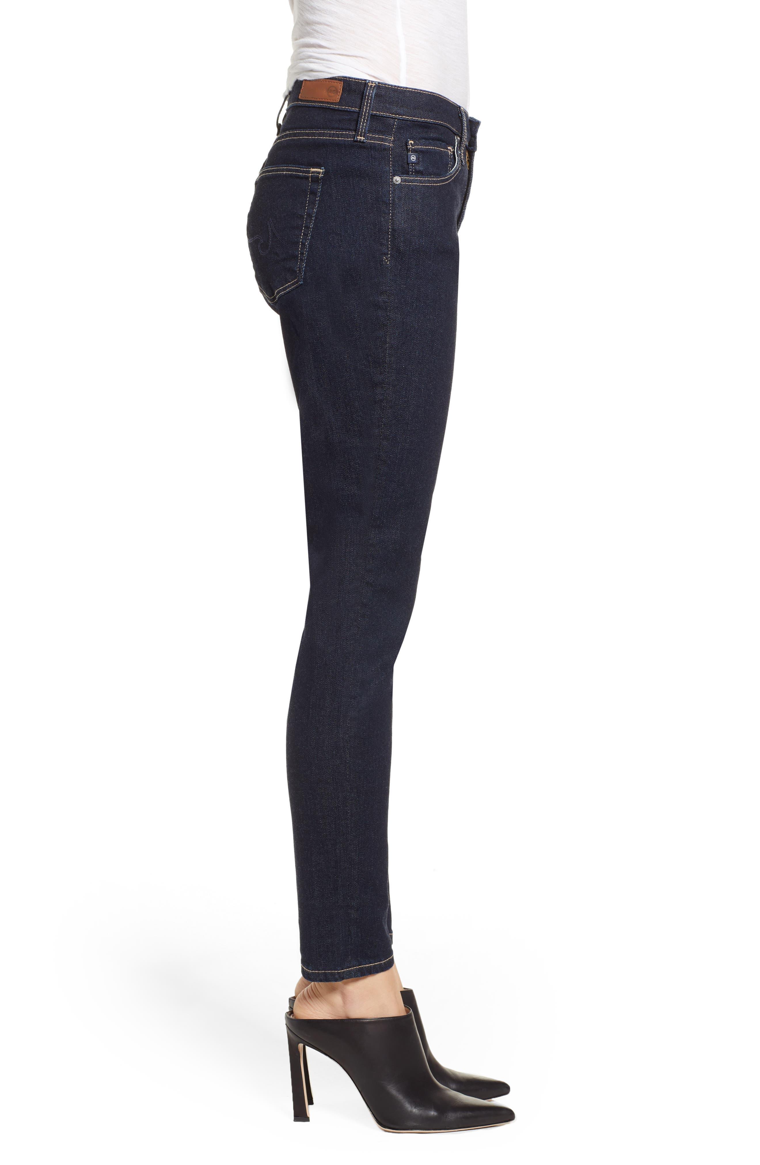 The Legging Ankle Super Skinny Jeans,                             Alternate thumbnail 32, color,