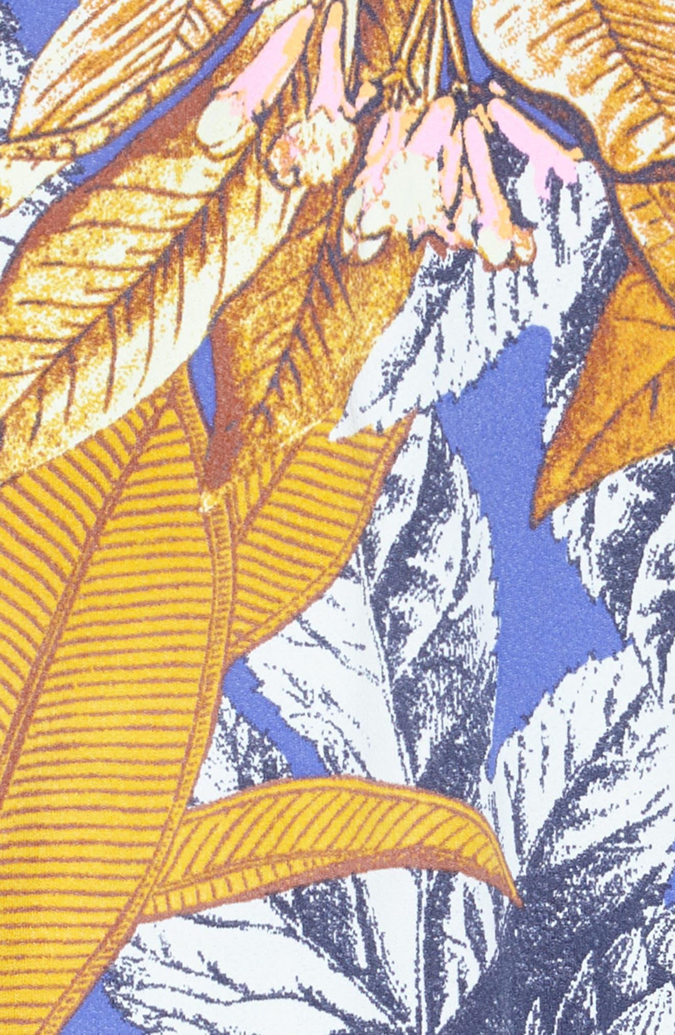 Ocean Call Cover-Up Dress,                             Alternate thumbnail 3, color,                             400