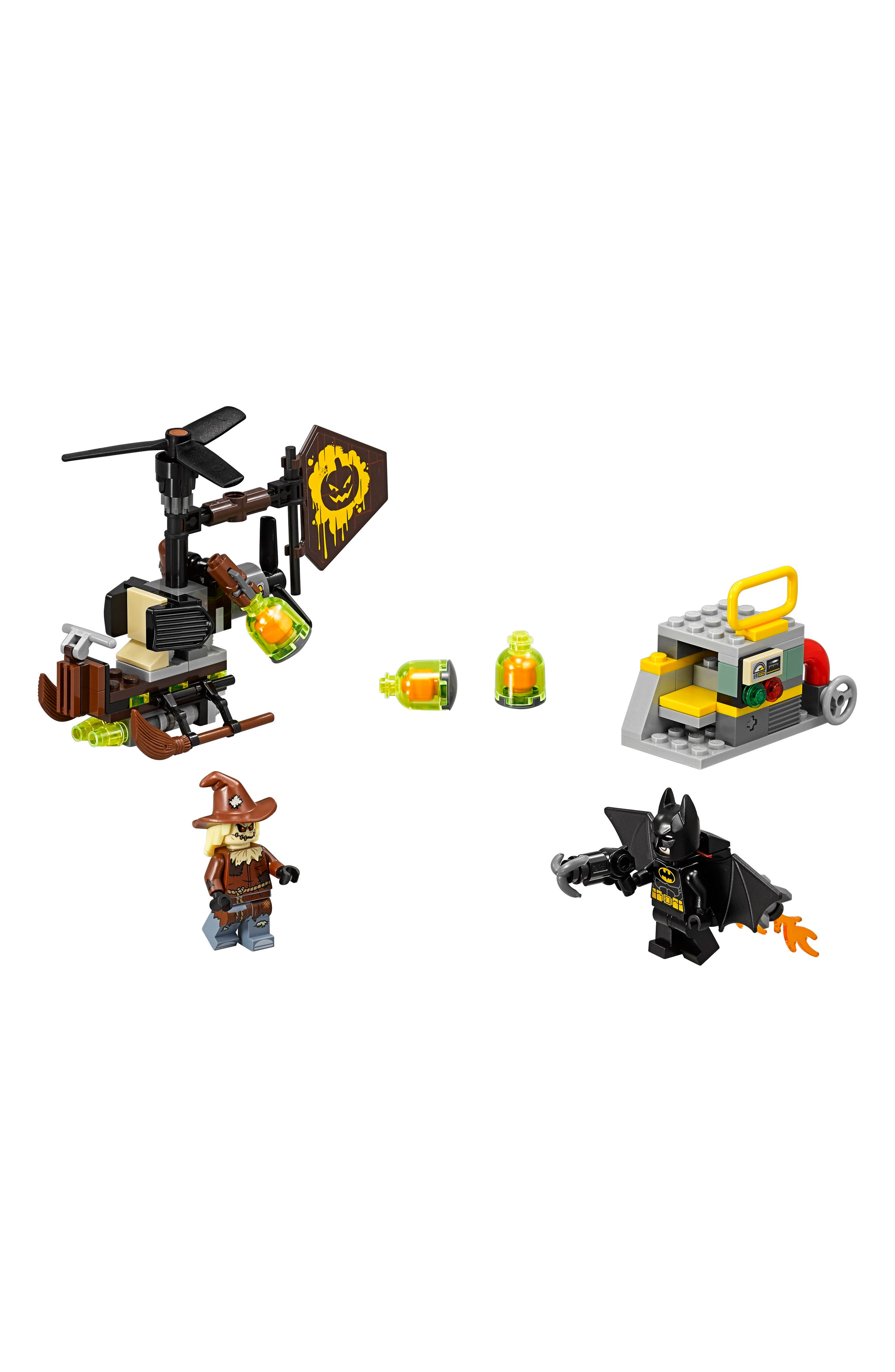 THE LEGO<sup>®</sup> BATMAN MOVIE: Scarecrow<sup>™</sup> Fearful Face-Off Set - 70913,                             Alternate thumbnail 5, color,                             001