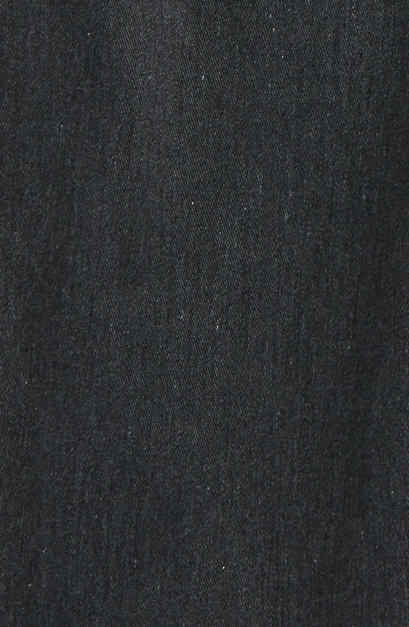 Authentic Stretch Shorts,                             Alternate thumbnail 2, color,                             001