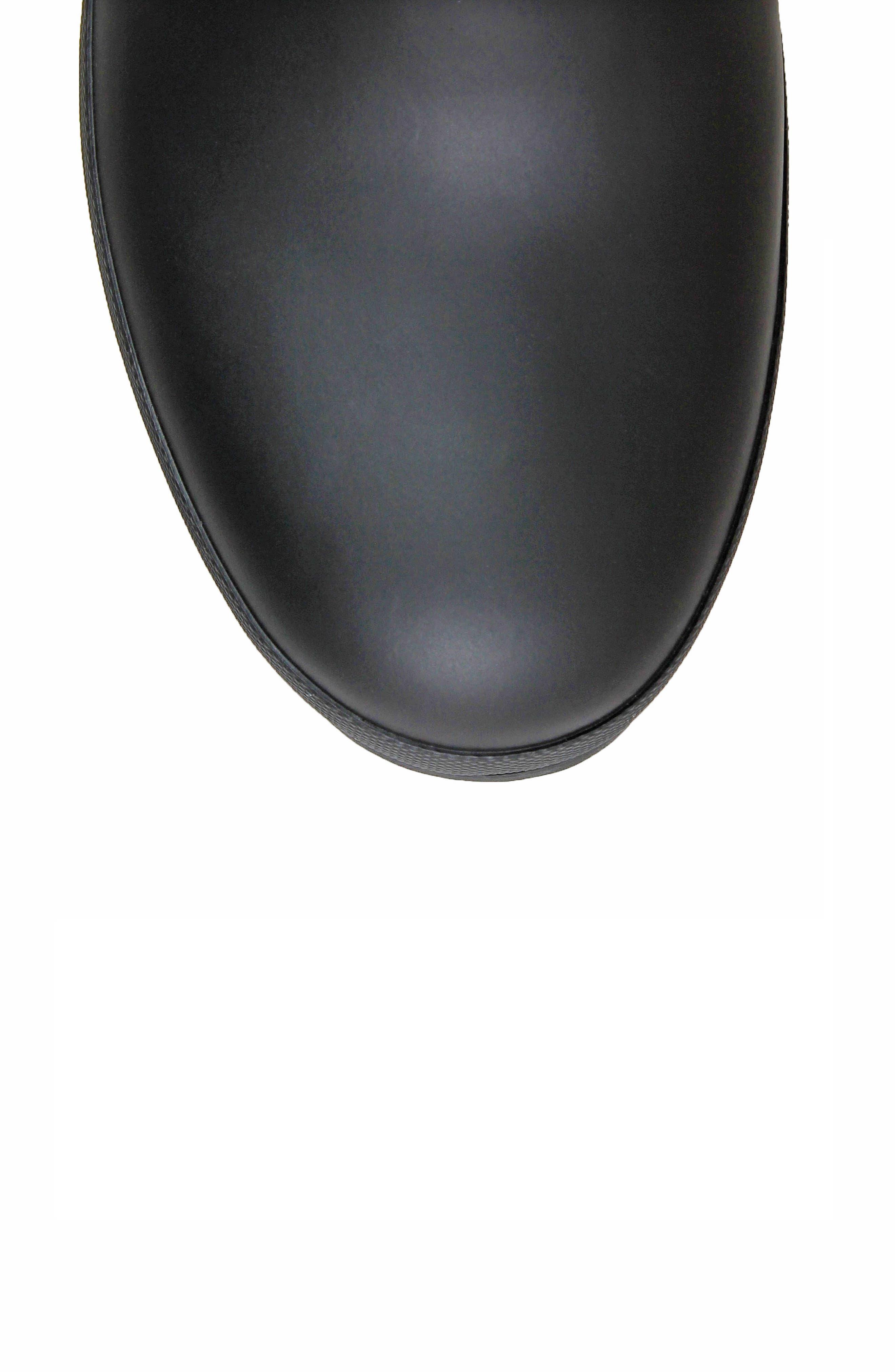 Crandall Waterproof Tall Boot,                             Alternate thumbnail 5, color,                             001