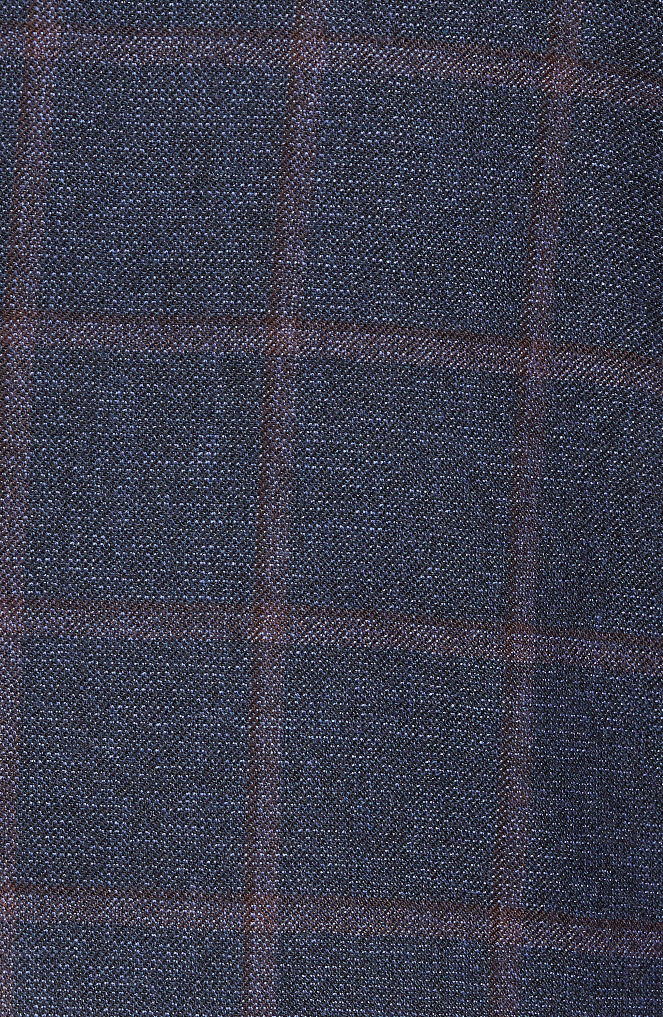 Hyperlight Classic Fit Wool Sport Coat,                             Alternate thumbnail 6, color,                             NAVY