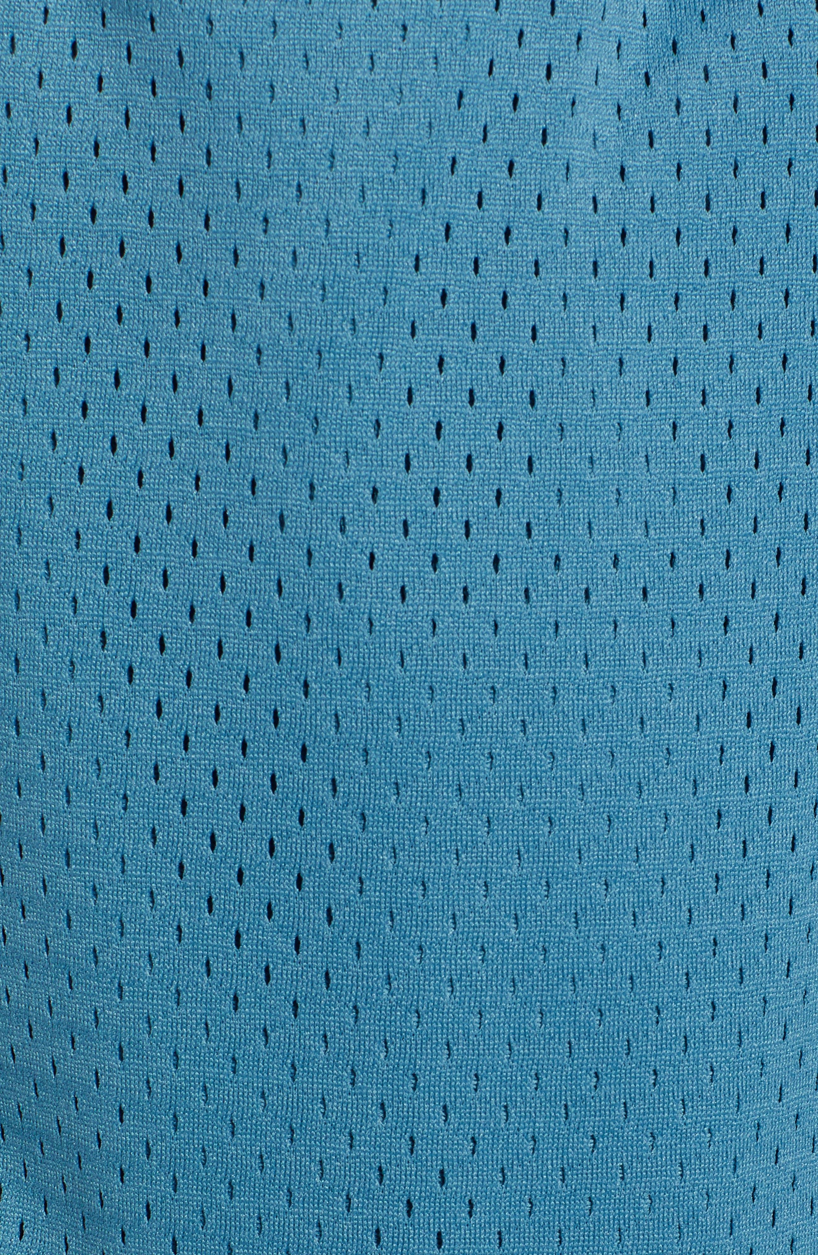 NSW AF1 Shorts,                             Alternate thumbnail 5, color,                             AQUA/ OCEAN BLISS/ OREWOOD
