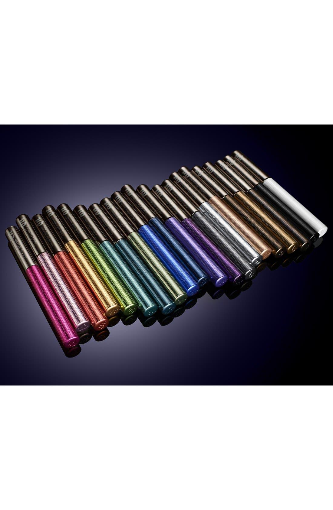 Razor Sharp Water-Resistant Longwear Liquid Eyeliner,                             Alternate thumbnail 4, color,                             PERVERSION