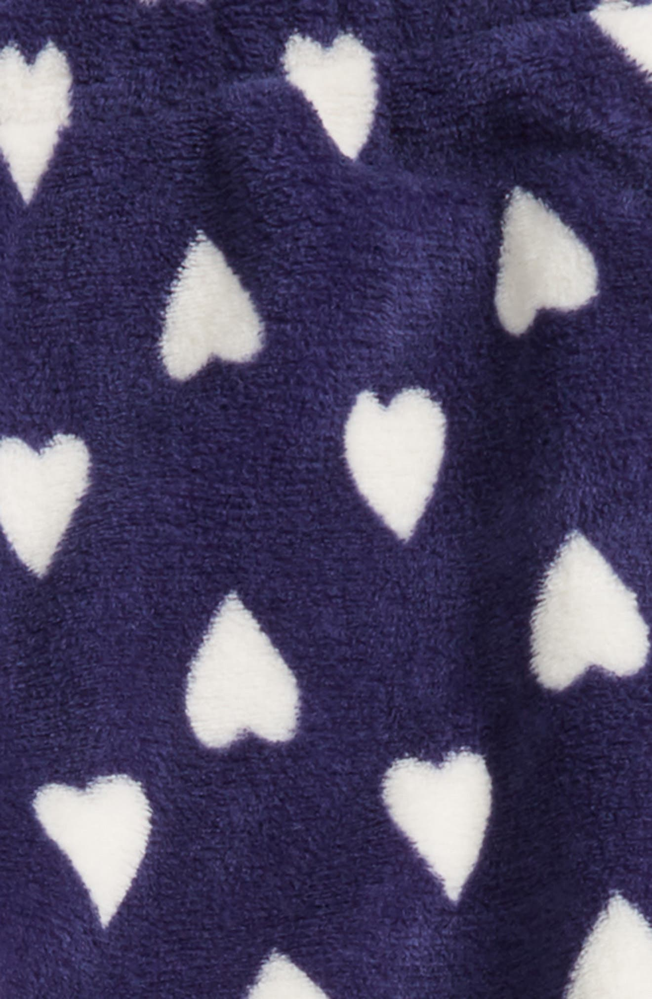Fleece Pajama Pants,                             Alternate thumbnail 18, color,