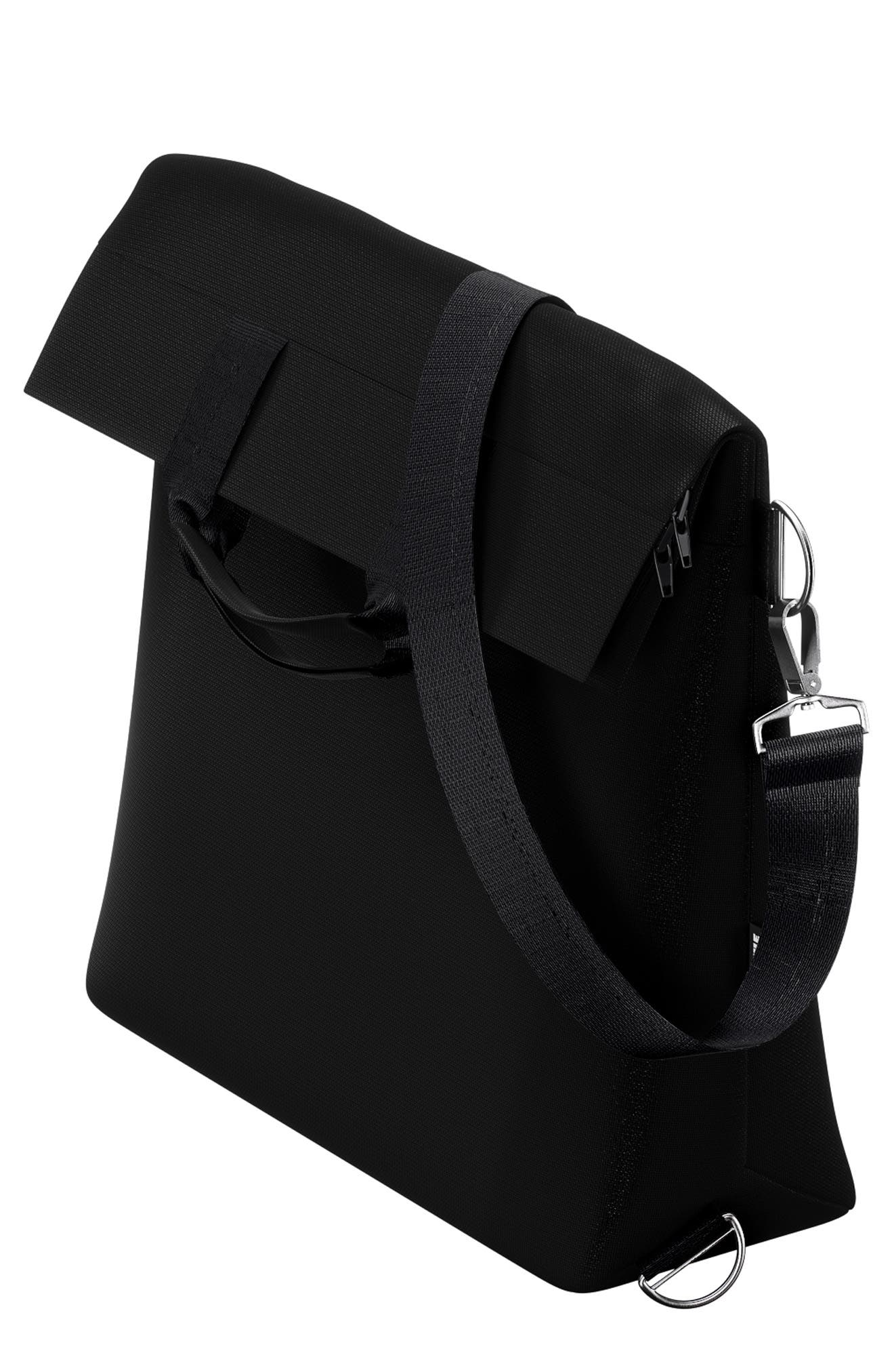 THULE,                             Changing Bag,                             Main thumbnail 1, color,                             BLACK
