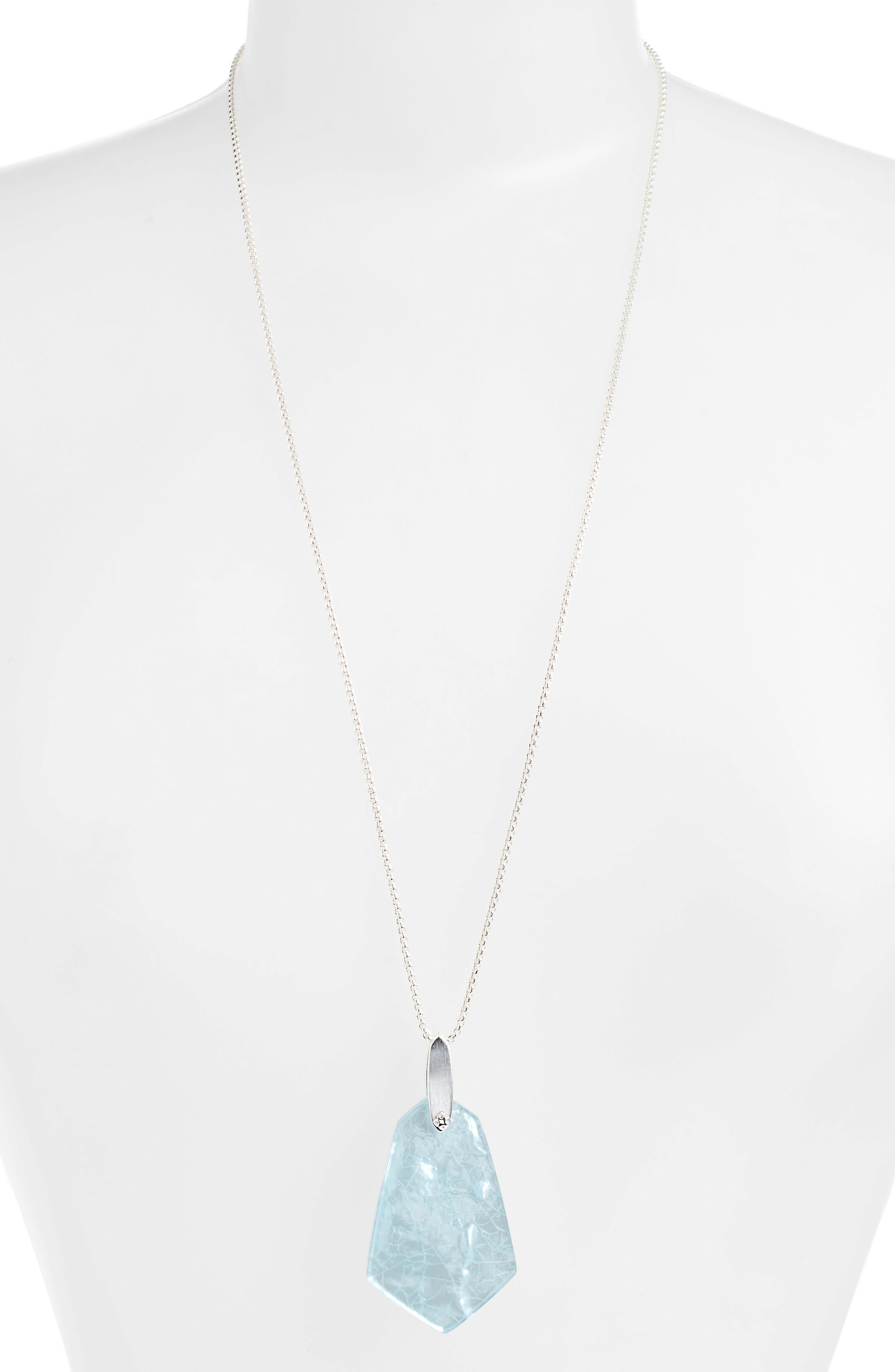 Kendra Scott Slippers CAM PENDANT SLIDER NECKLACE